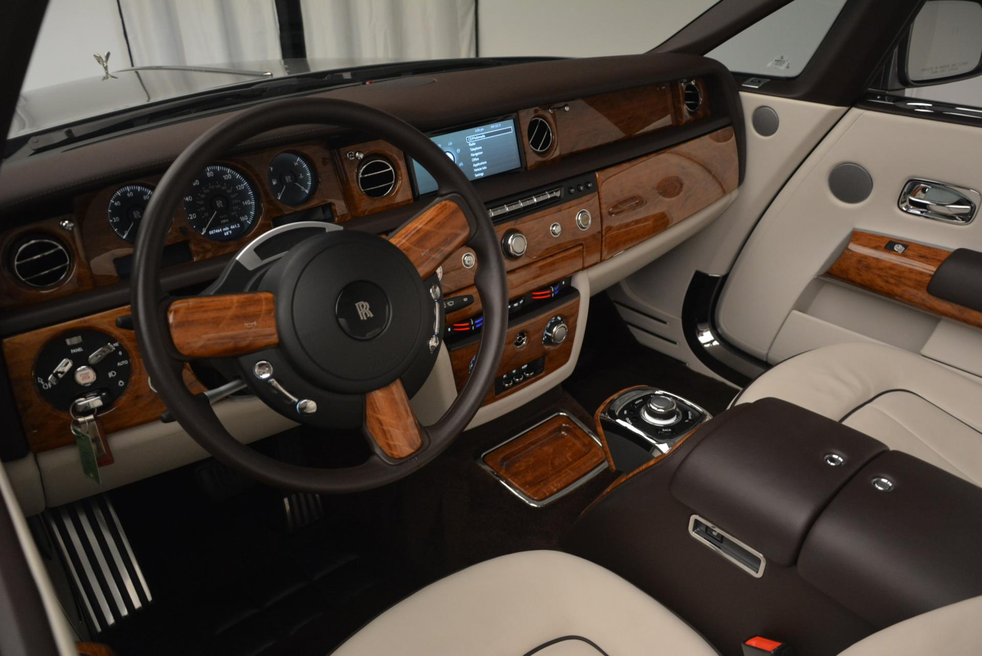 Used 2015 Rolls-Royce Phantom Drophead Coupe  For Sale In Greenwich, CT 554_p28