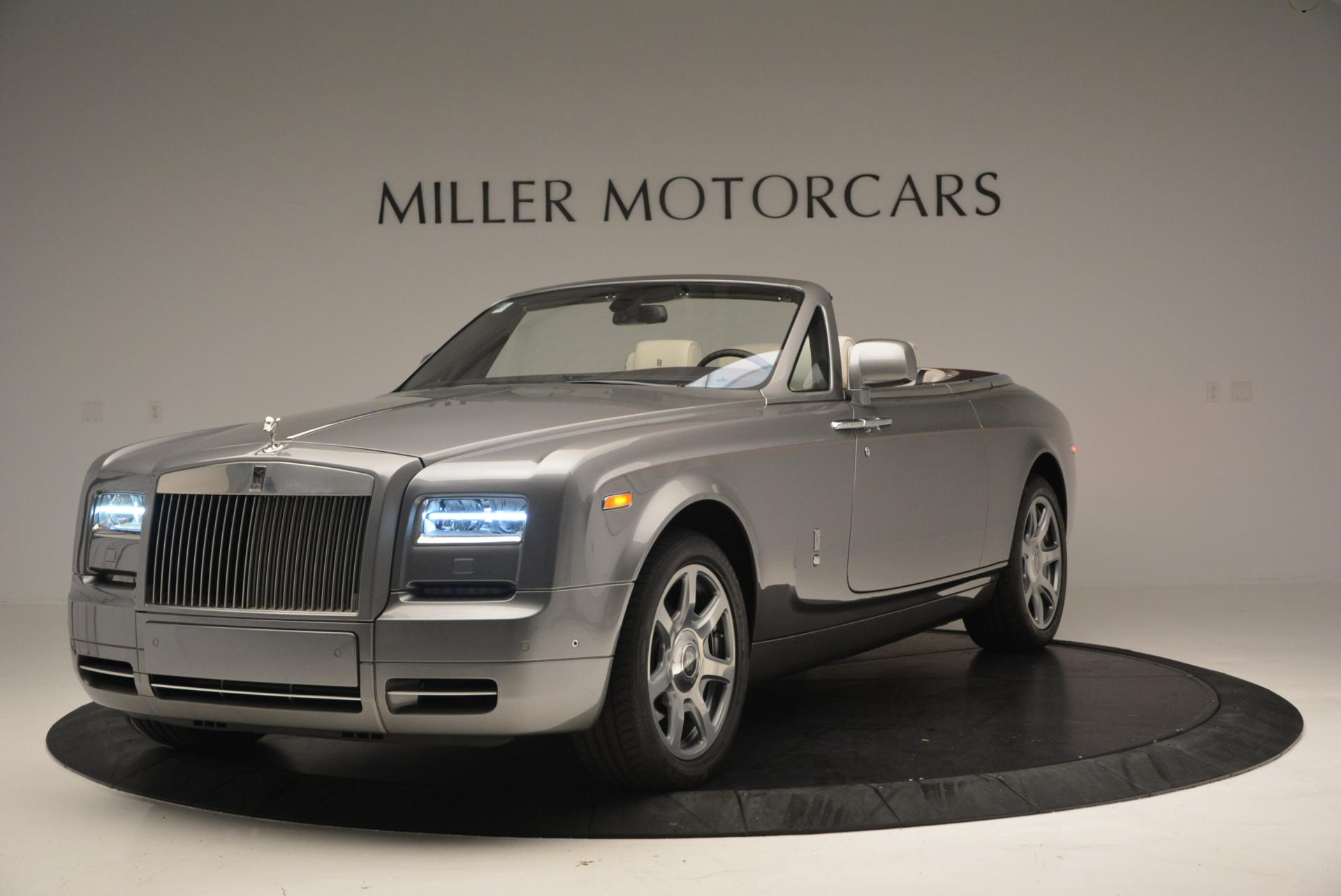 Used 2015 Rolls-Royce Phantom Drophead Coupe  For Sale In Greenwich, CT 554_p2