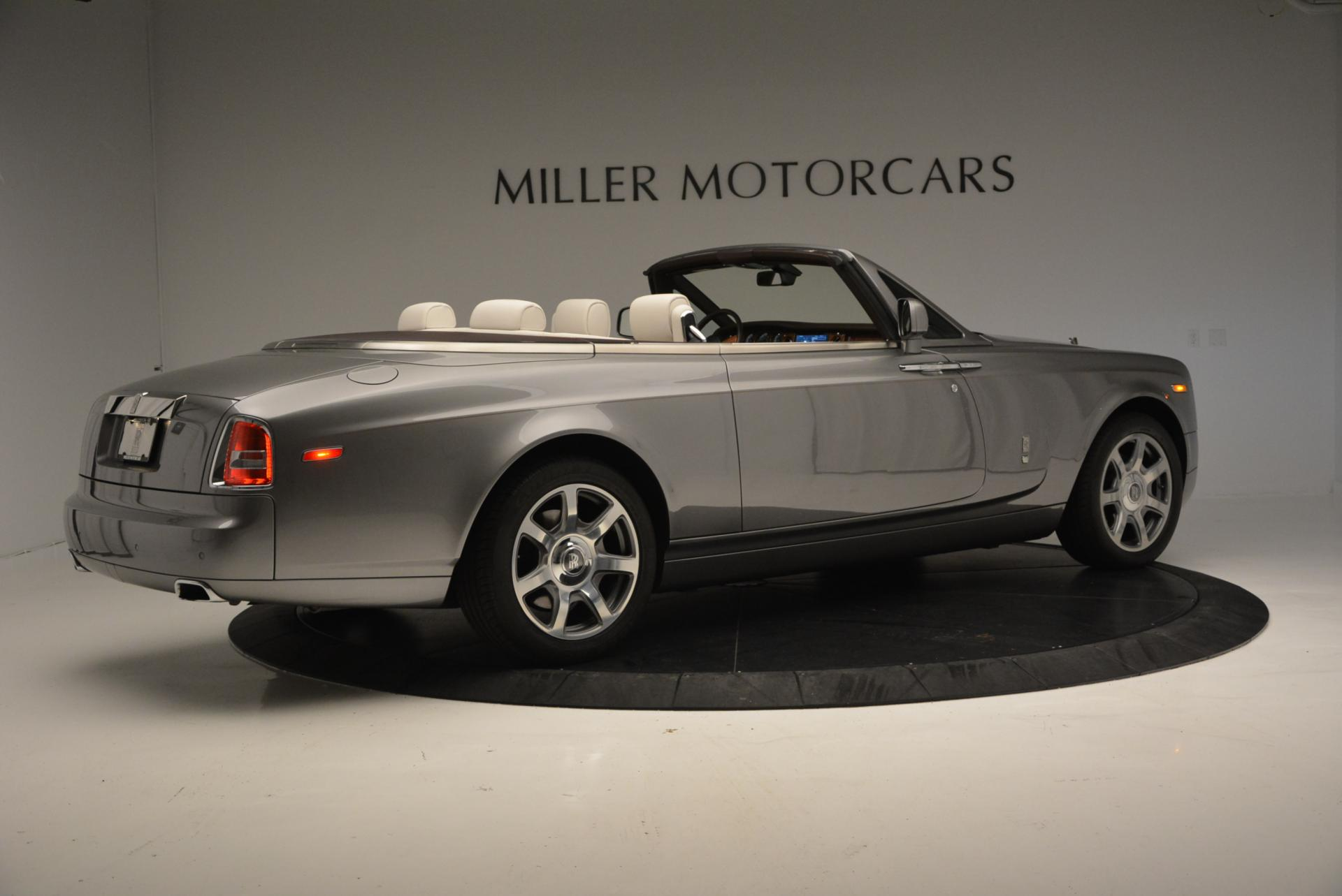 Used 2015 Rolls-Royce Phantom Drophead Coupe  For Sale In Greenwich, CT 554_p8