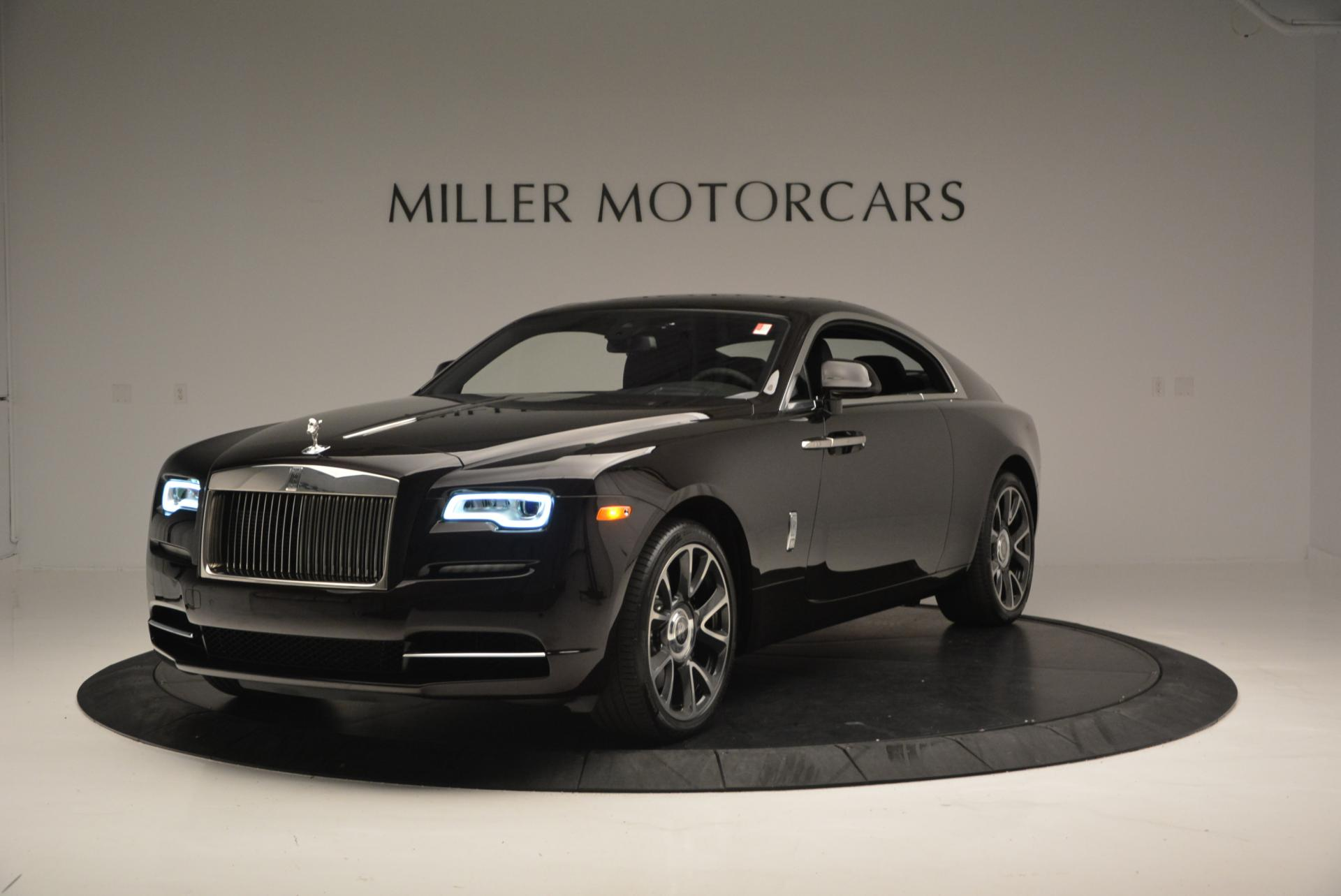 Used 2017 Rolls-Royce Wraith  For Sale In Greenwich, CT 556_p2