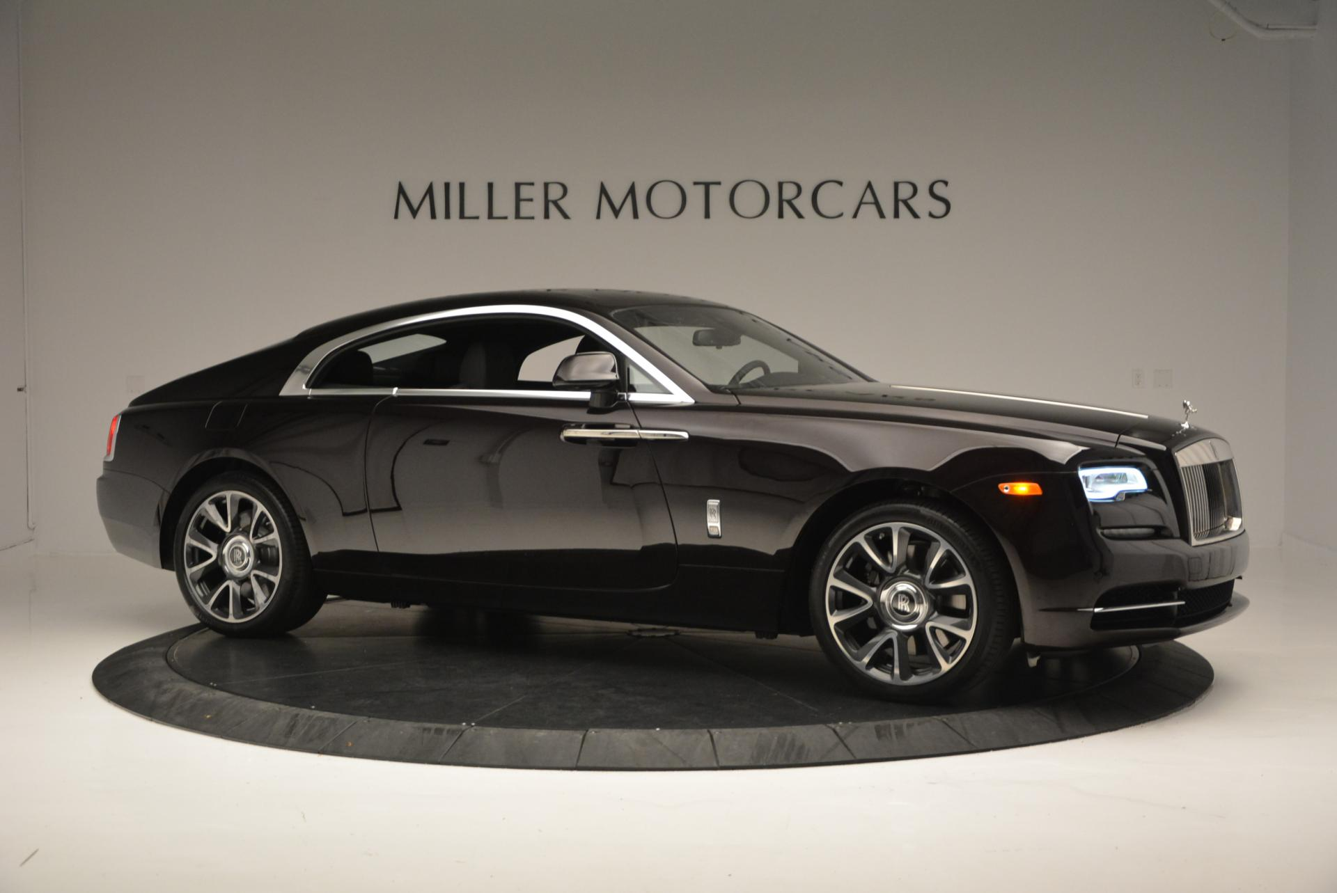Used 2017 Rolls-Royce Wraith  For Sale In Greenwich, CT 556_p9