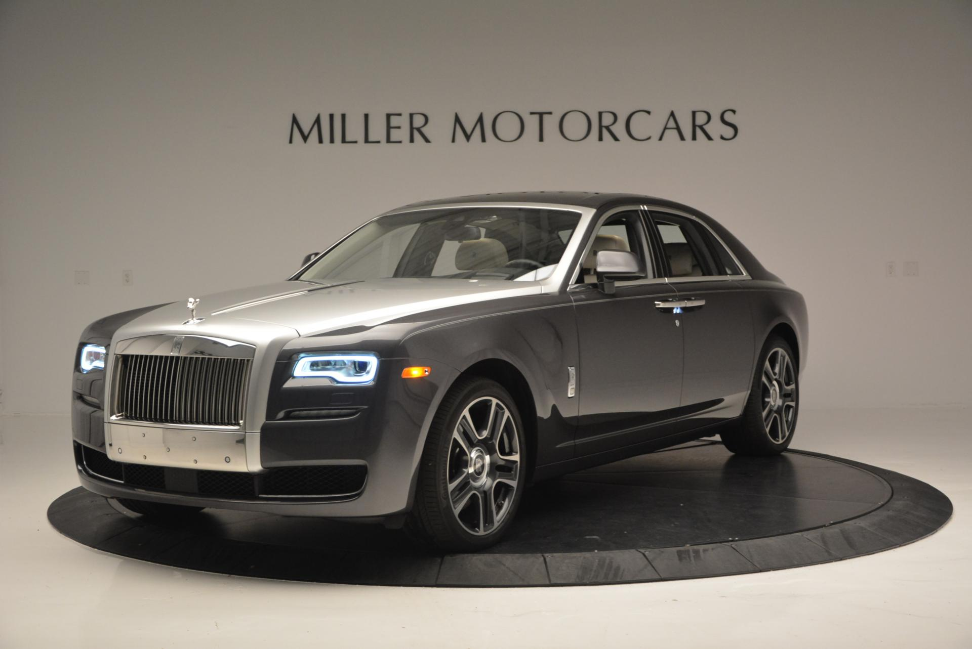 Used 2016 Rolls-Royce Ghost  For Sale In Greenwich, CT 557_main
