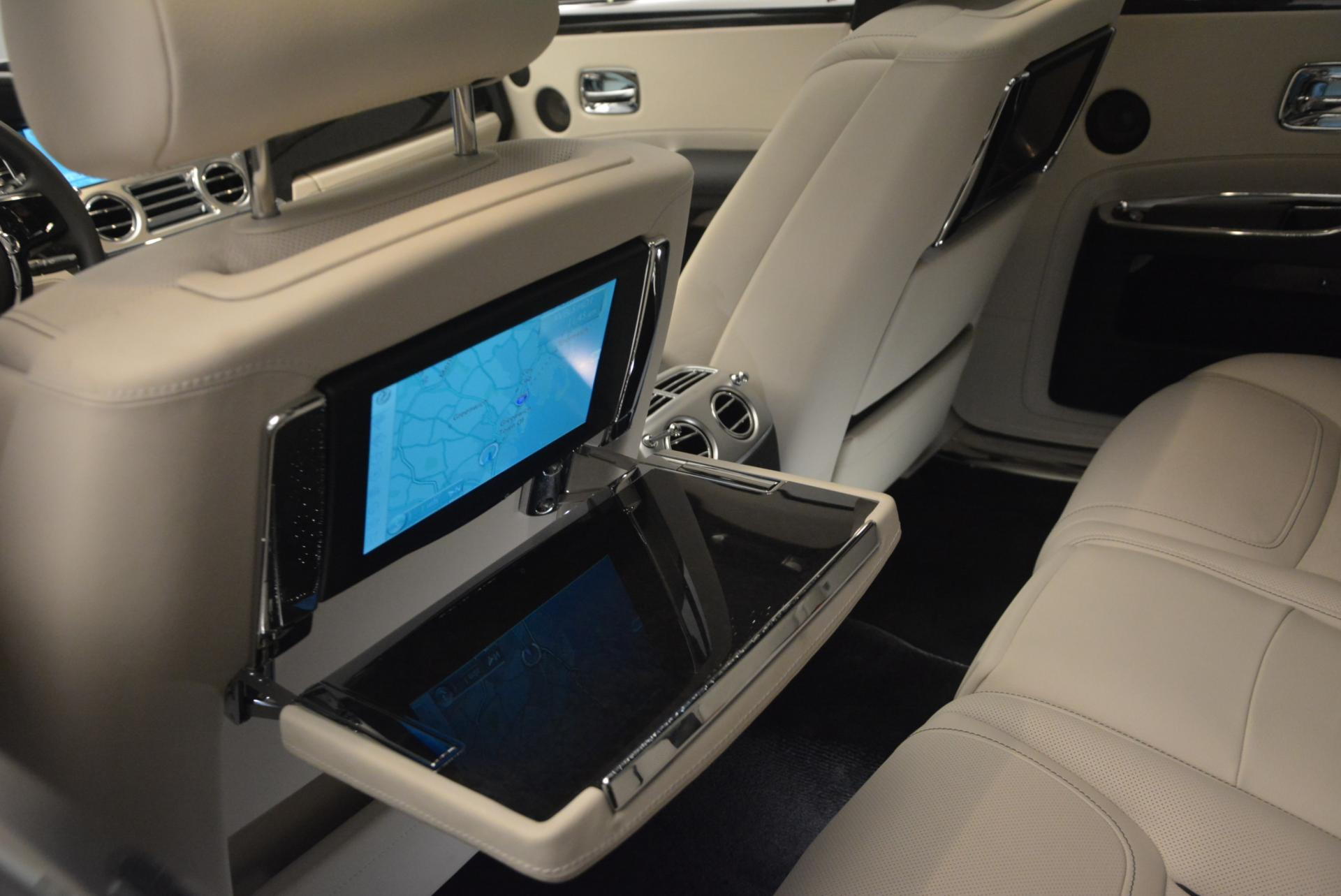 Used 2016 Rolls-Royce Ghost  For Sale In Greenwich, CT 557_p23