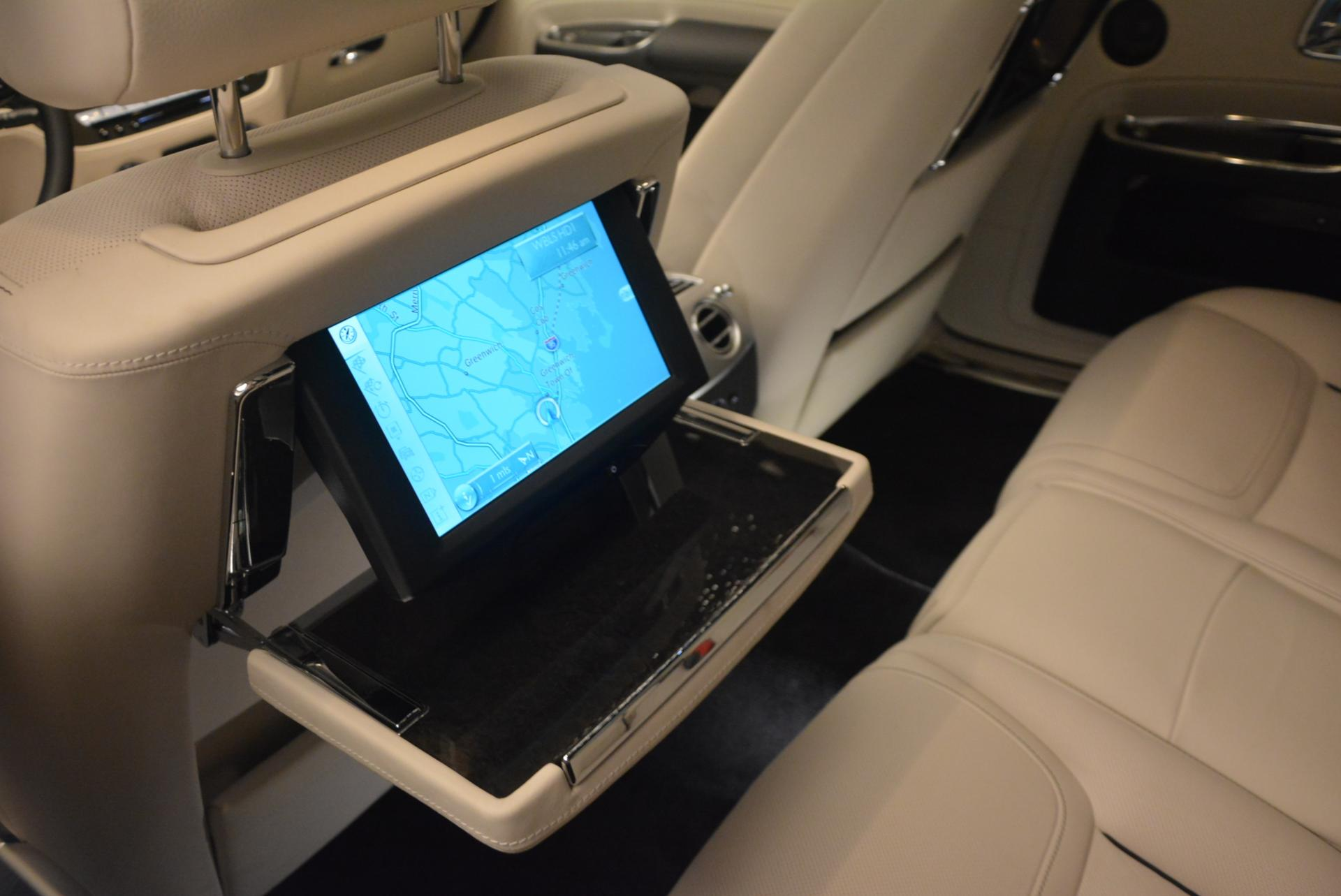 Used 2016 Rolls-Royce Ghost  For Sale In Greenwich, CT 557_p24