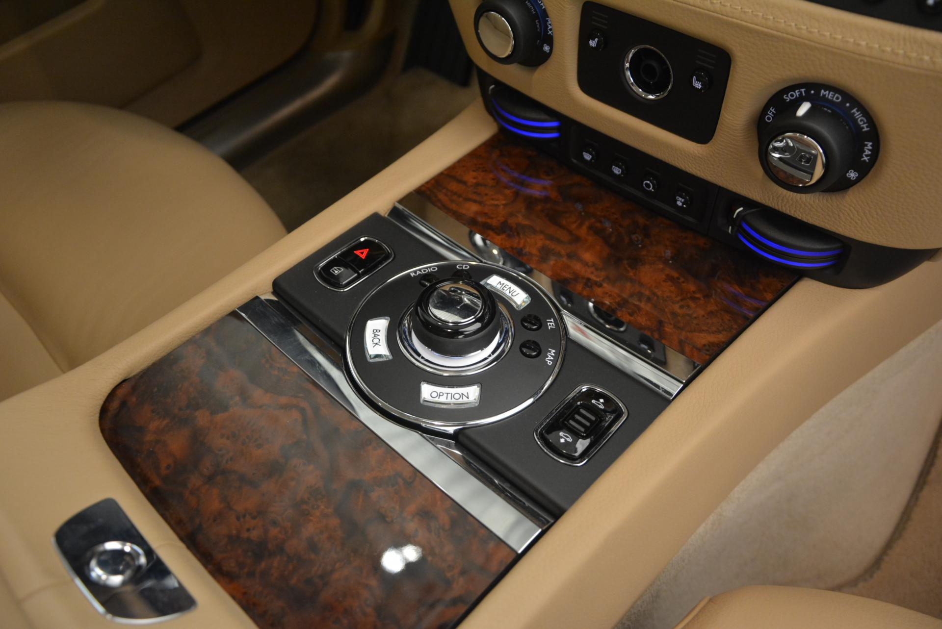 Used 2013 Rolls-Royce Ghost  For Sale In Greenwich, CT 558_p22