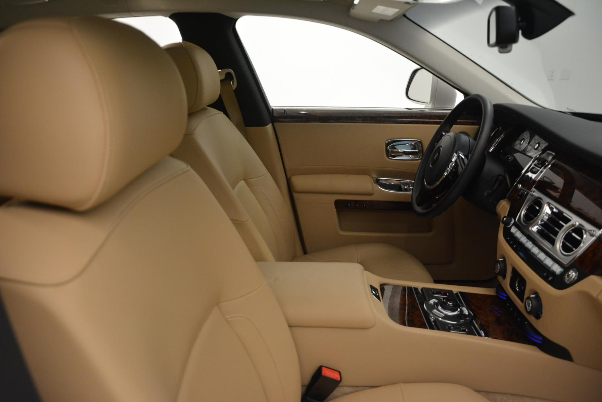 Used 2013 Rolls-Royce Ghost  For Sale In Greenwich, CT 558_p30
