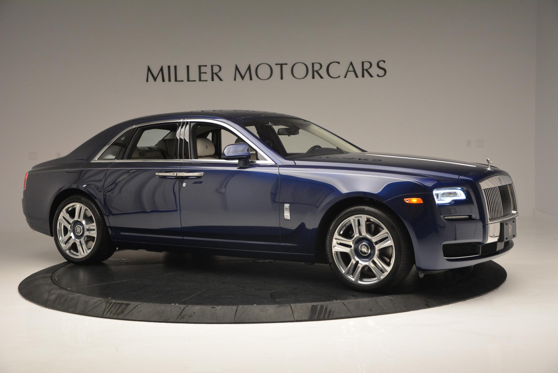 Used 2016 Rolls-Royce Ghost Series II  For Sale In Greenwich, CT 559_p11