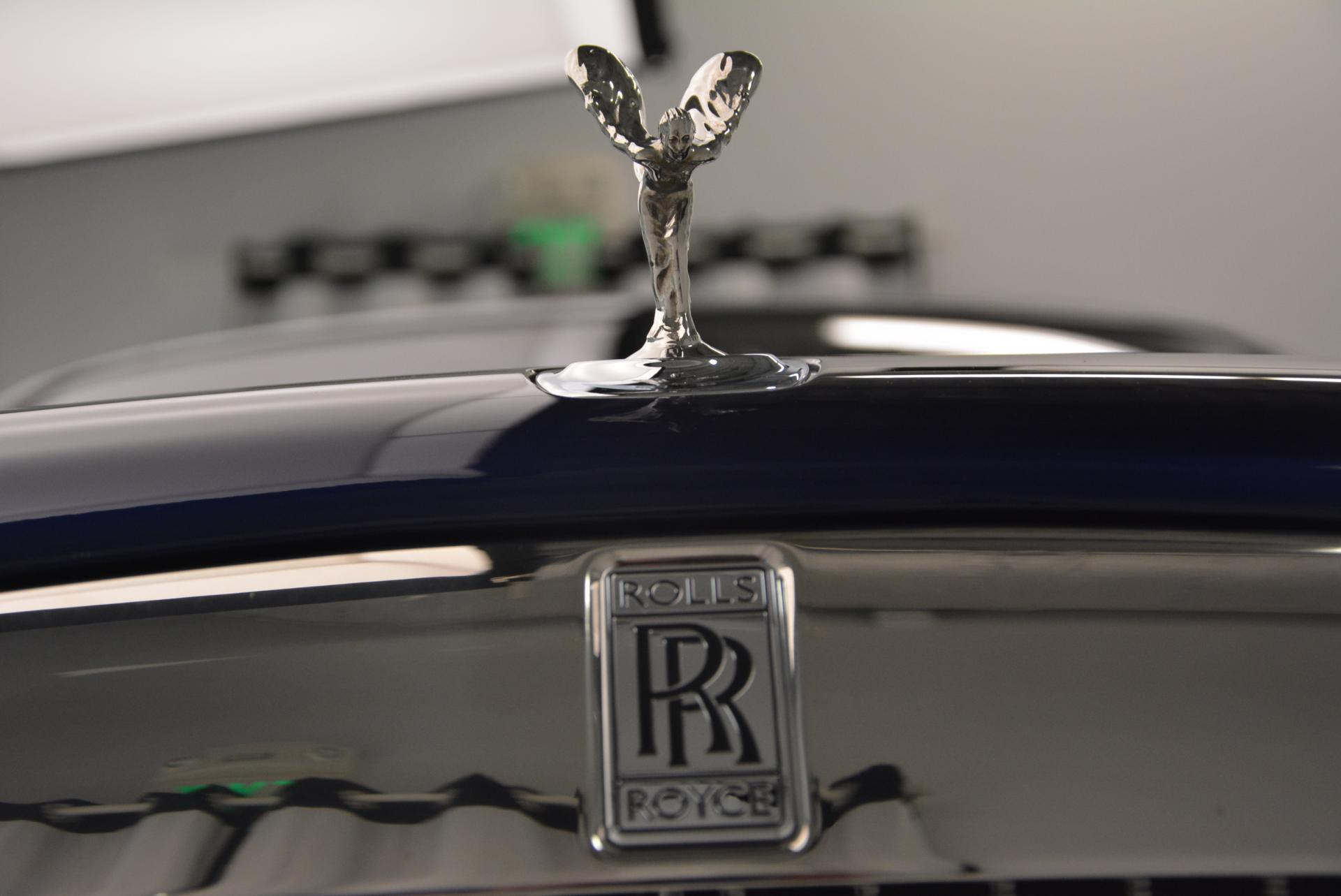 Used 2016 Rolls-Royce Ghost Series II  For Sale In Greenwich, CT 559_p18