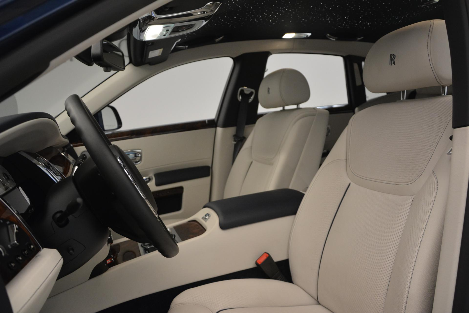 Used 2016 Rolls-Royce Ghost Series II  For Sale In Greenwich, CT 559_p27