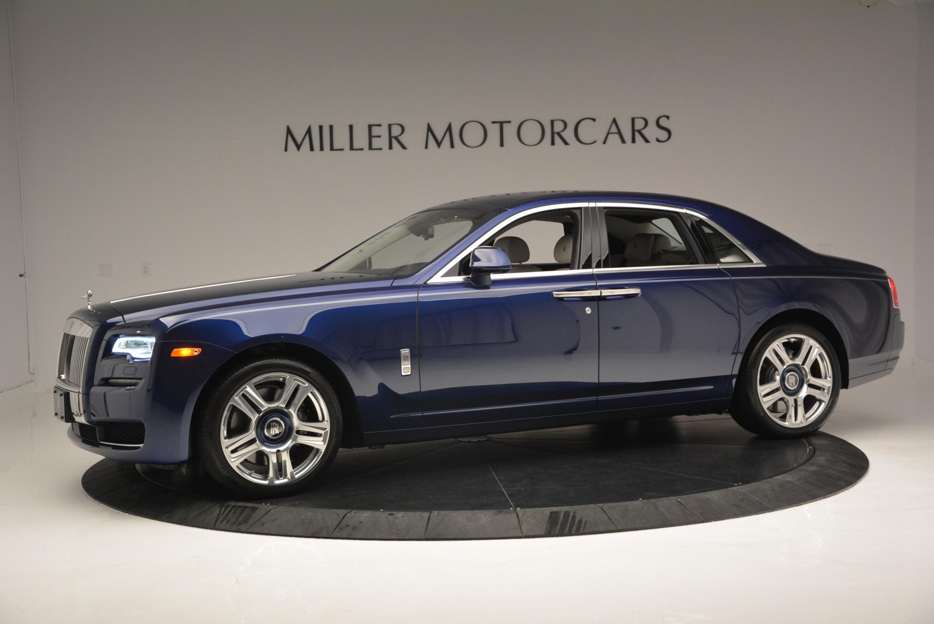 Used 2016 Rolls-Royce Ghost Series II  For Sale In Greenwich, CT 559_p3