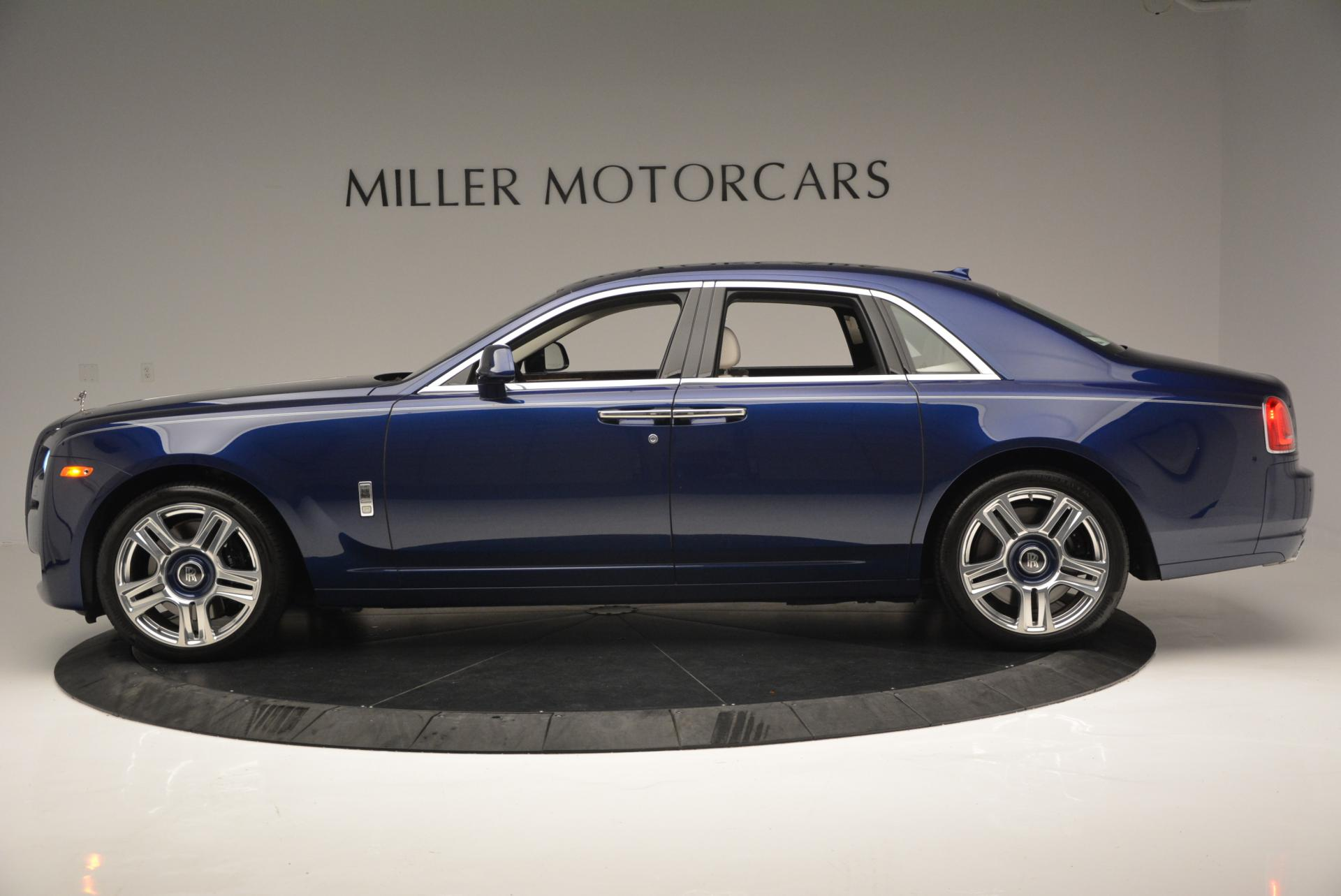 Used 2016 Rolls-Royce Ghost Series II  For Sale In Greenwich, CT 559_p4