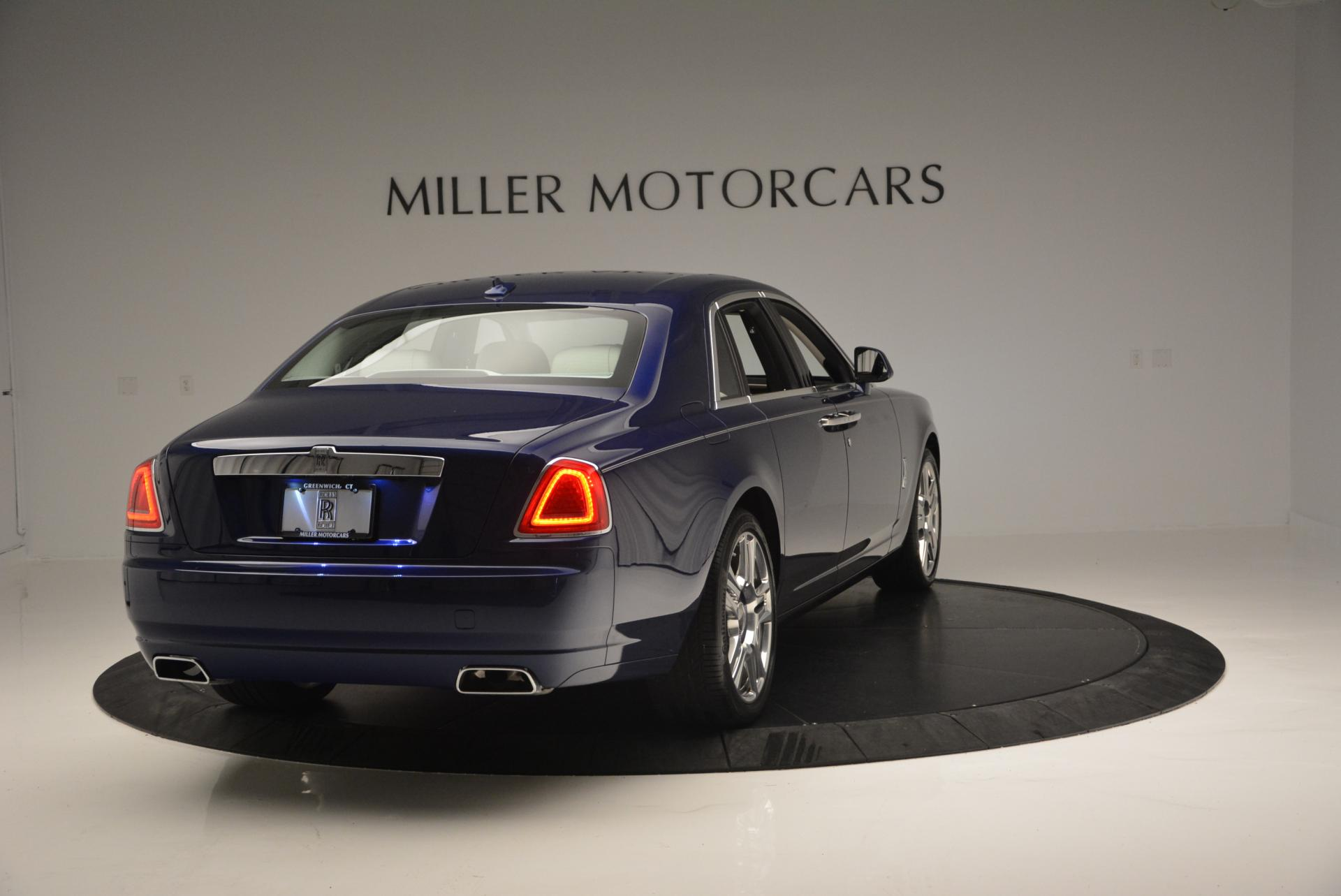 Used 2016 Rolls-Royce Ghost Series II  For Sale In Greenwich, CT 559_p8