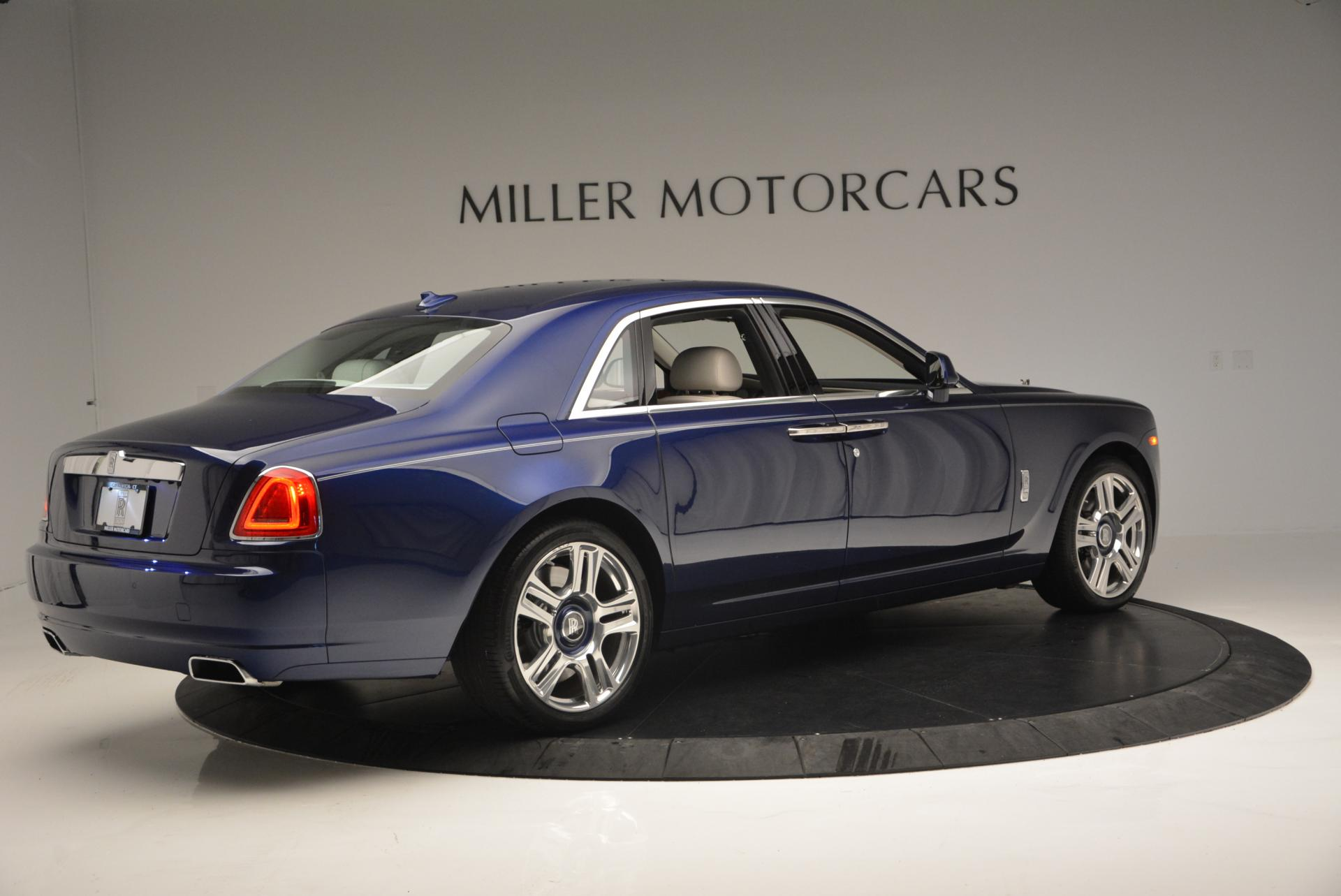 Used 2016 Rolls-Royce Ghost Series II  For Sale In Greenwich, CT 559_p9