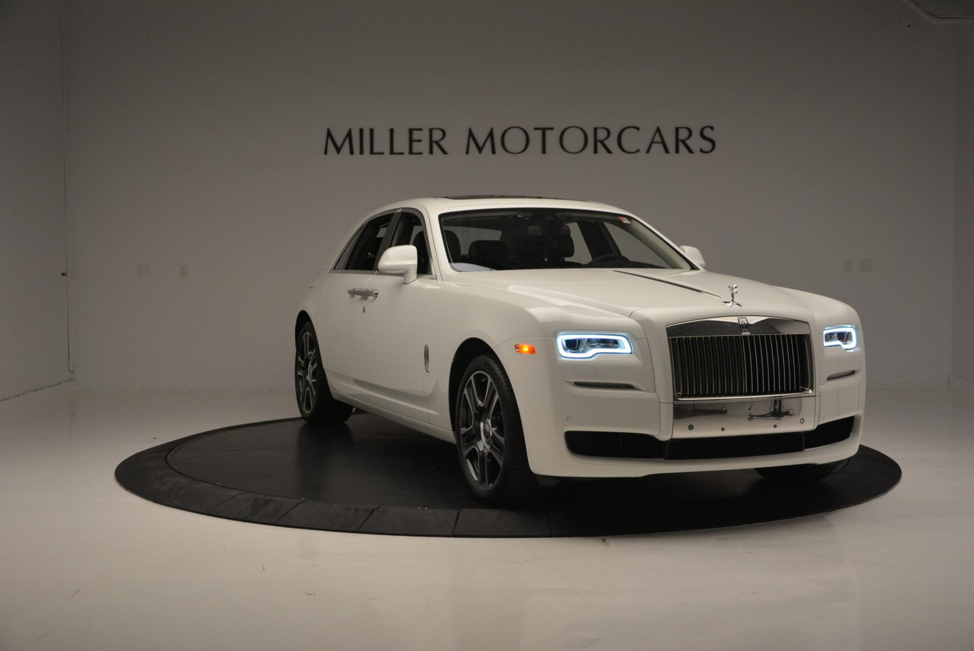 Used 2017 Rolls-Royce Ghost  For Sale In Greenwich, CT 560_p11