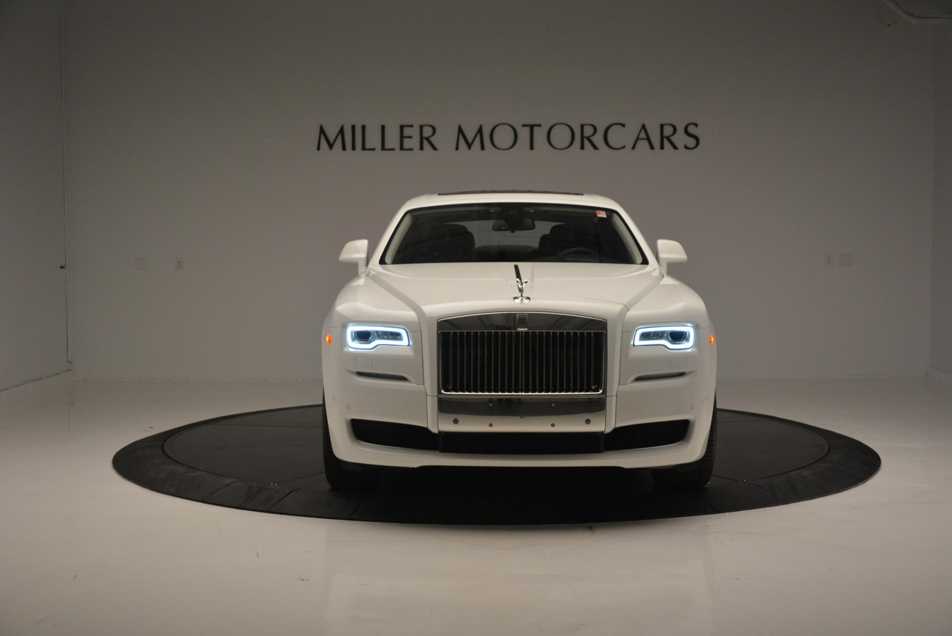 Used 2017 Rolls-Royce Ghost  For Sale In Greenwich, CT 560_p12