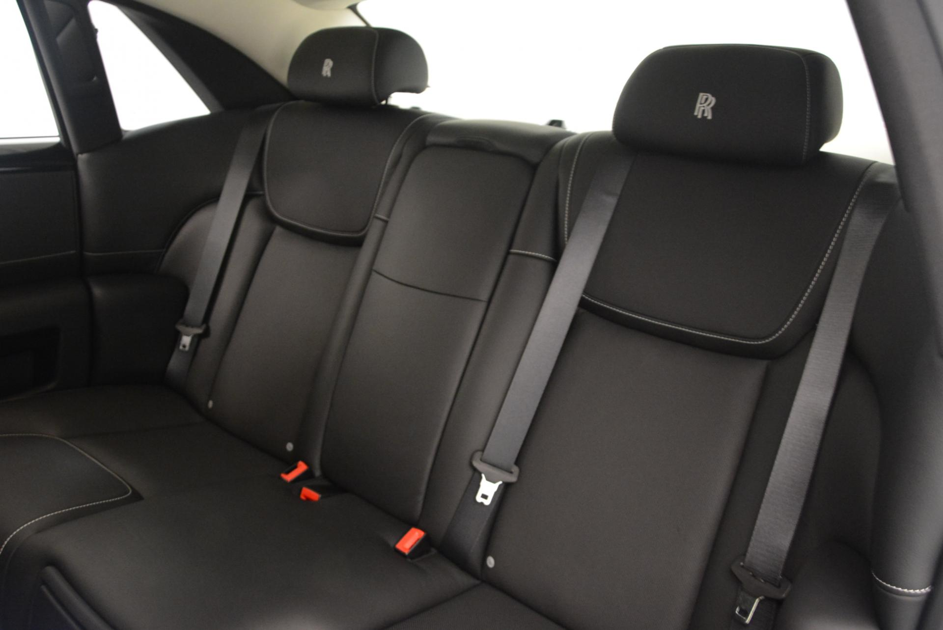 Used 2017 Rolls-Royce Ghost  For Sale In Greenwich, CT 560_p27
