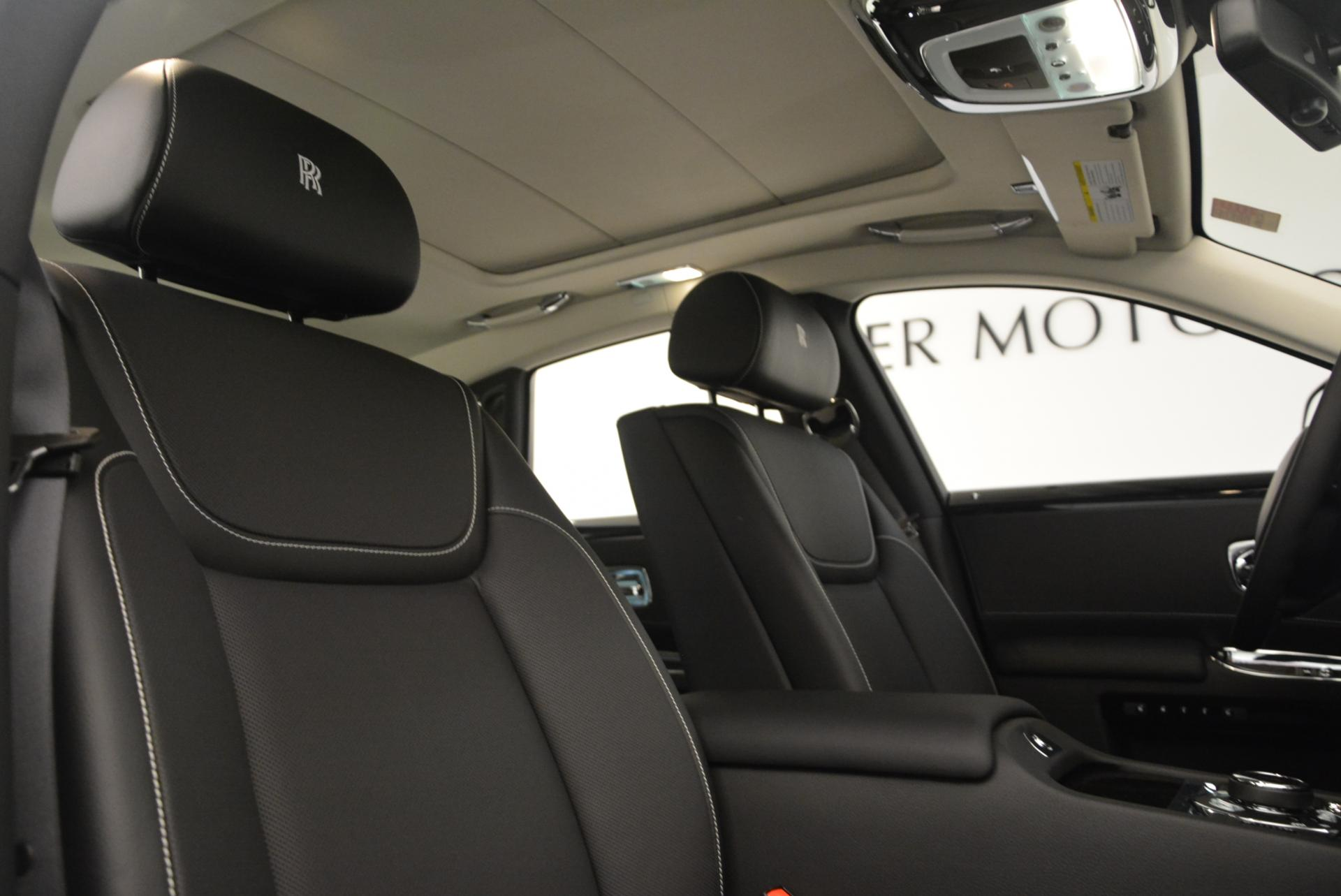 Used 2017 Rolls-Royce Ghost  For Sale In Greenwich, CT 560_p32