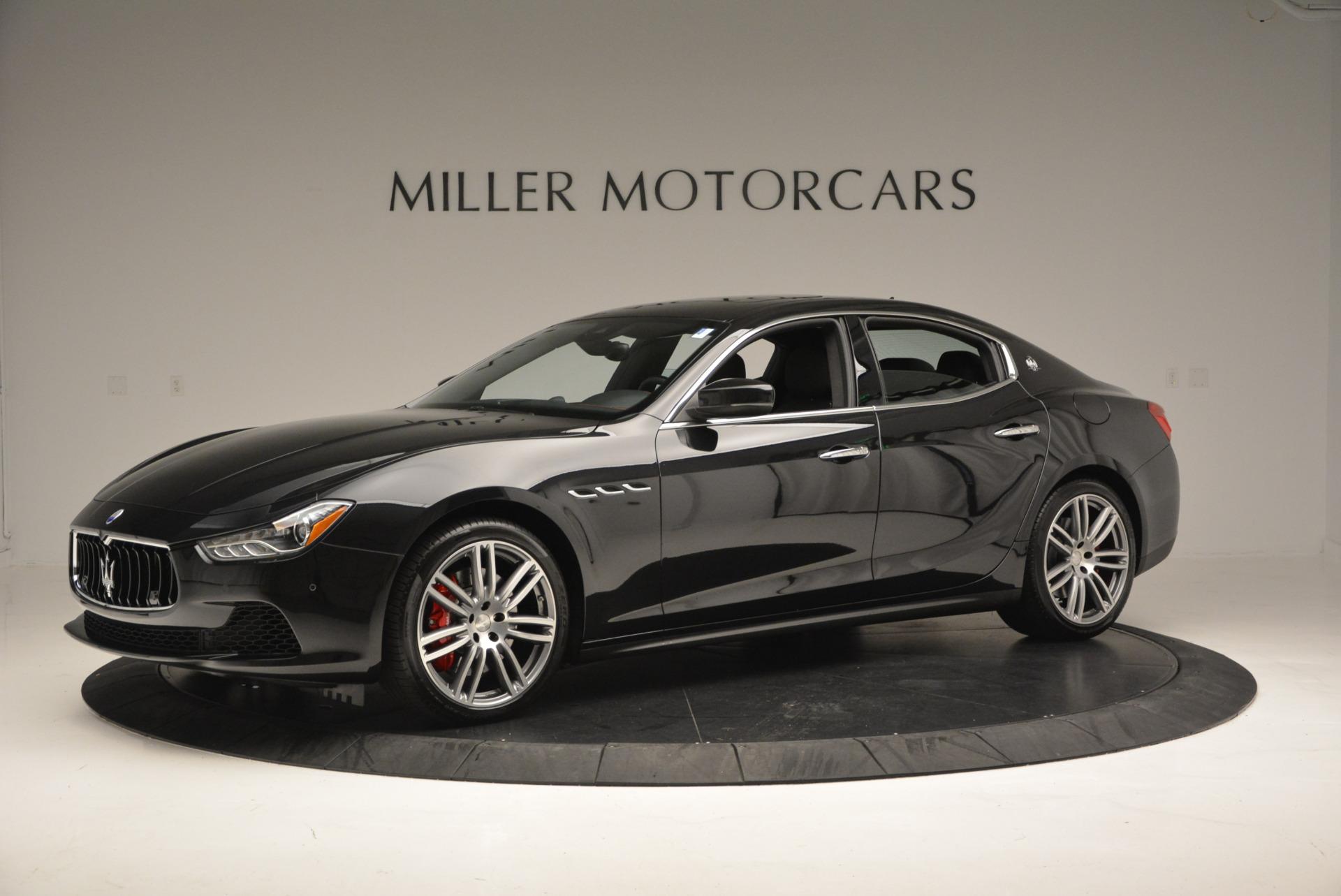 New 2017 Maserati Ghibli S Q4 For Sale In Greenwich, CT 566_p2