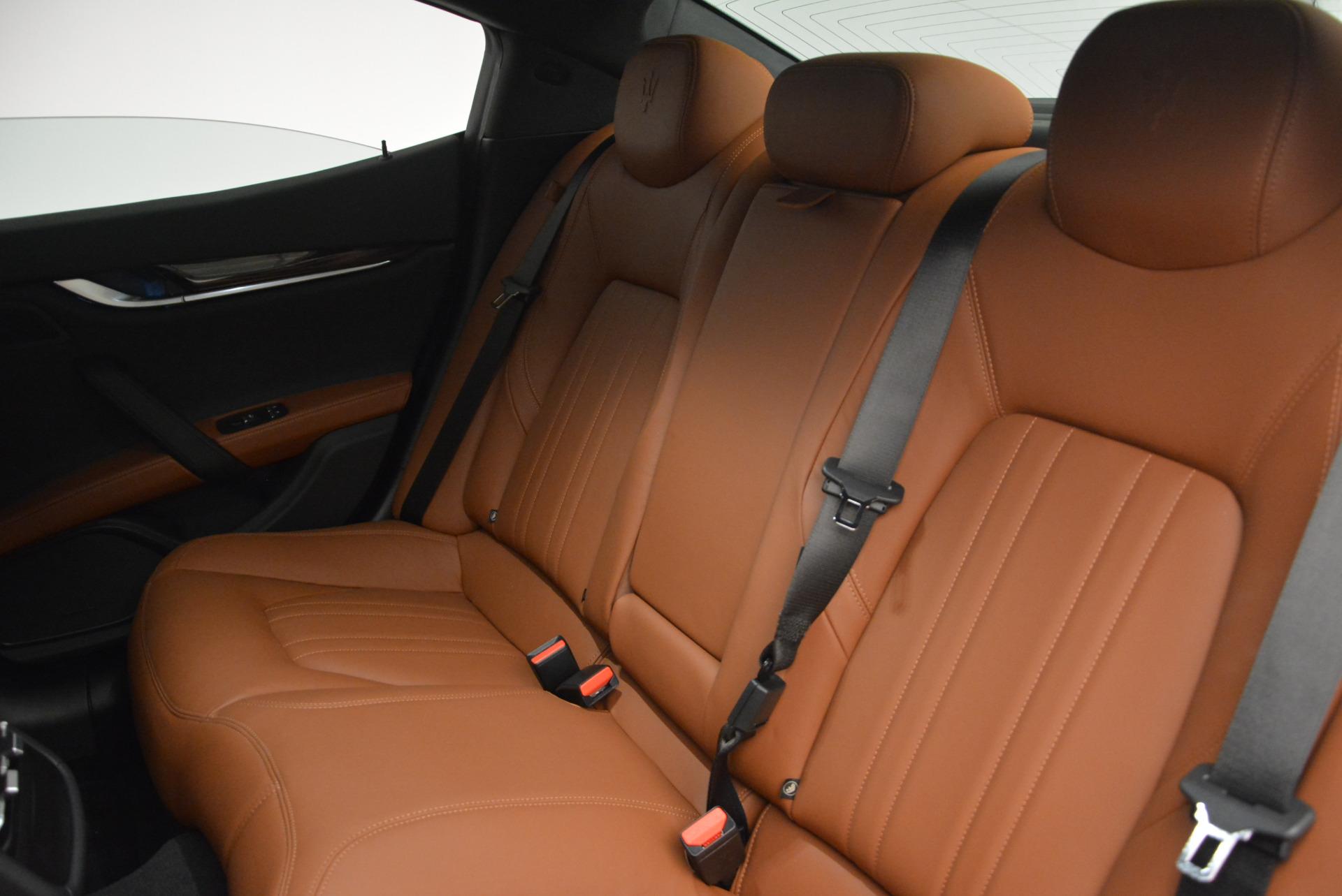 Used 2017 Maserati Ghibli S Q4 - EX Loaner For Sale In Greenwich, CT 567_p18