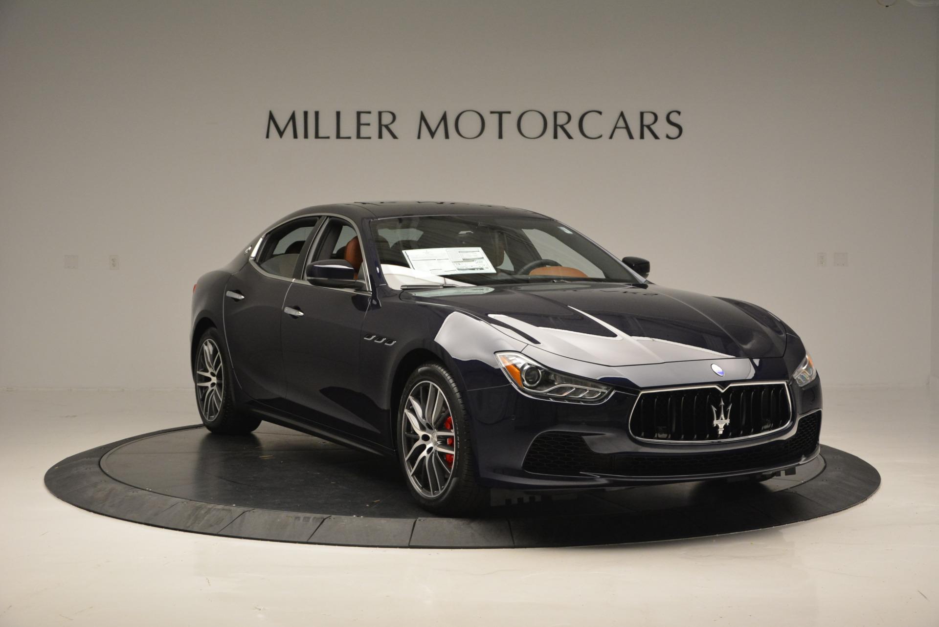 Used 2017 Maserati Ghibli S Q4 - EX Loaner For Sale In Greenwich, CT 568_p11