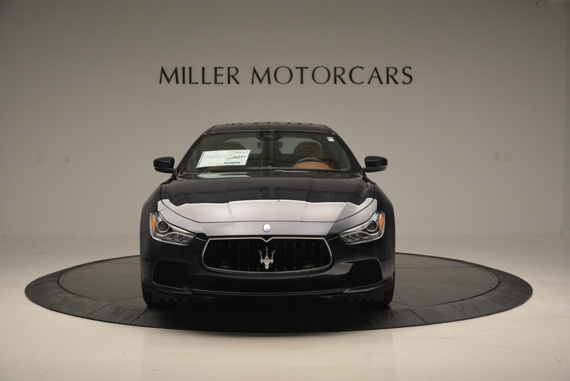 Used 2017 Maserati Ghibli S Q4 - EX Loaner For Sale In Greenwich, CT 568_p12