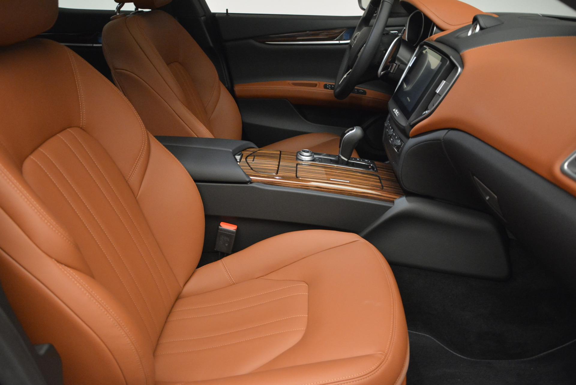Used 2017 Maserati Ghibli S Q4 - EX Loaner For Sale In Greenwich, CT 568_p20