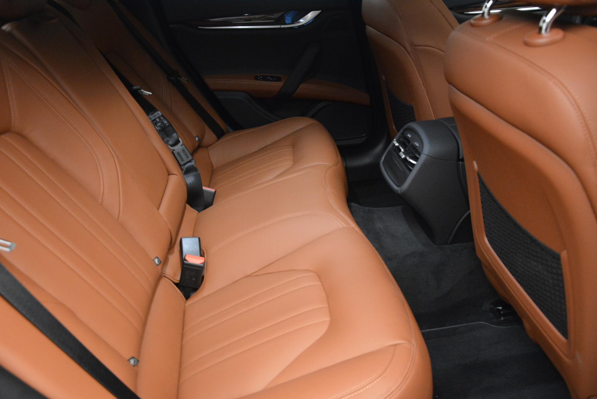 Used 2017 Maserati Ghibli S Q4 - EX Loaner For Sale In Greenwich, CT 568_p23