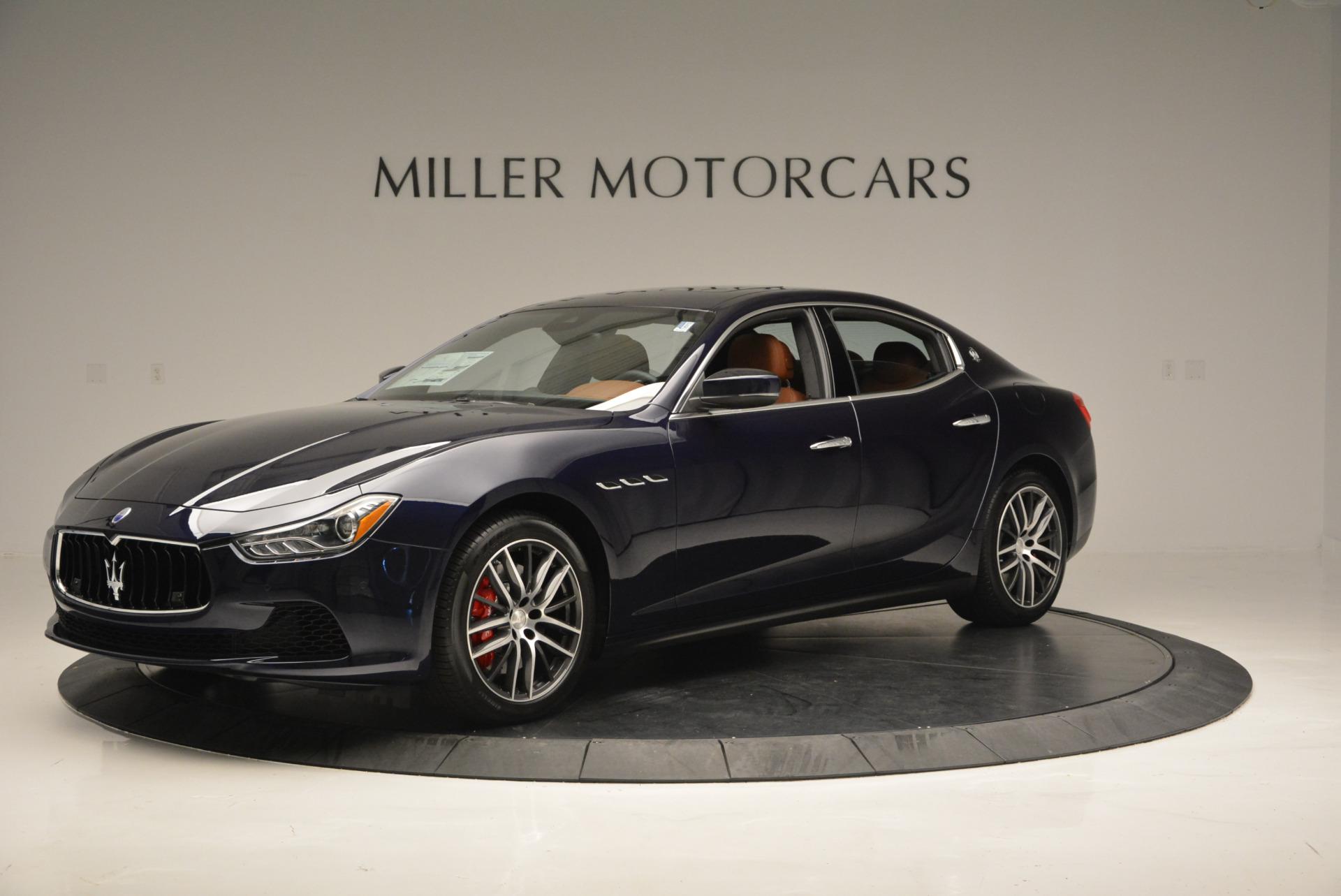 Used 2017 Maserati Ghibli S Q4 - EX Loaner For Sale In Greenwich, CT 568_p2