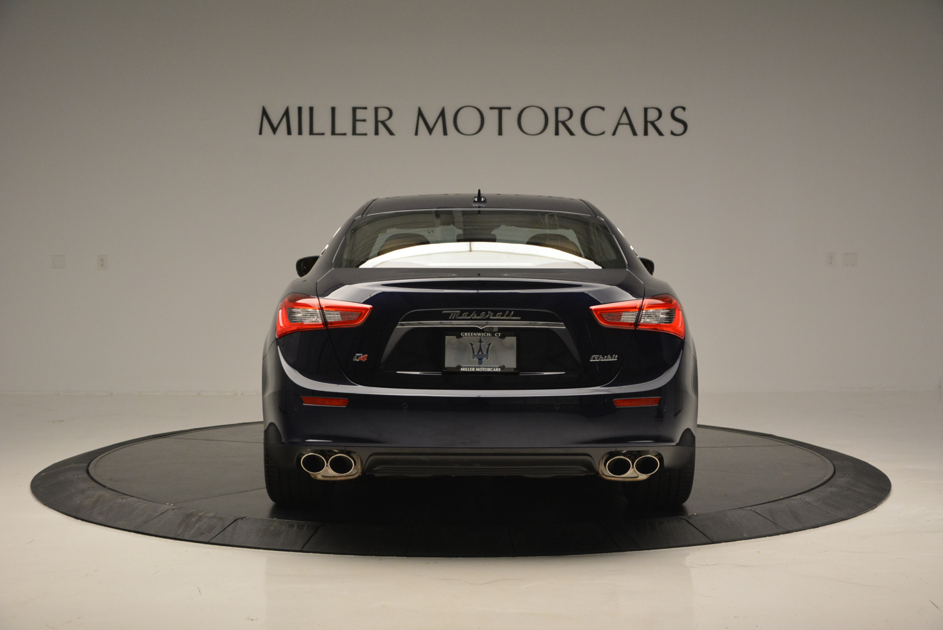 Used 2017 Maserati Ghibli S Q4 - EX Loaner For Sale In Greenwich, CT 568_p6