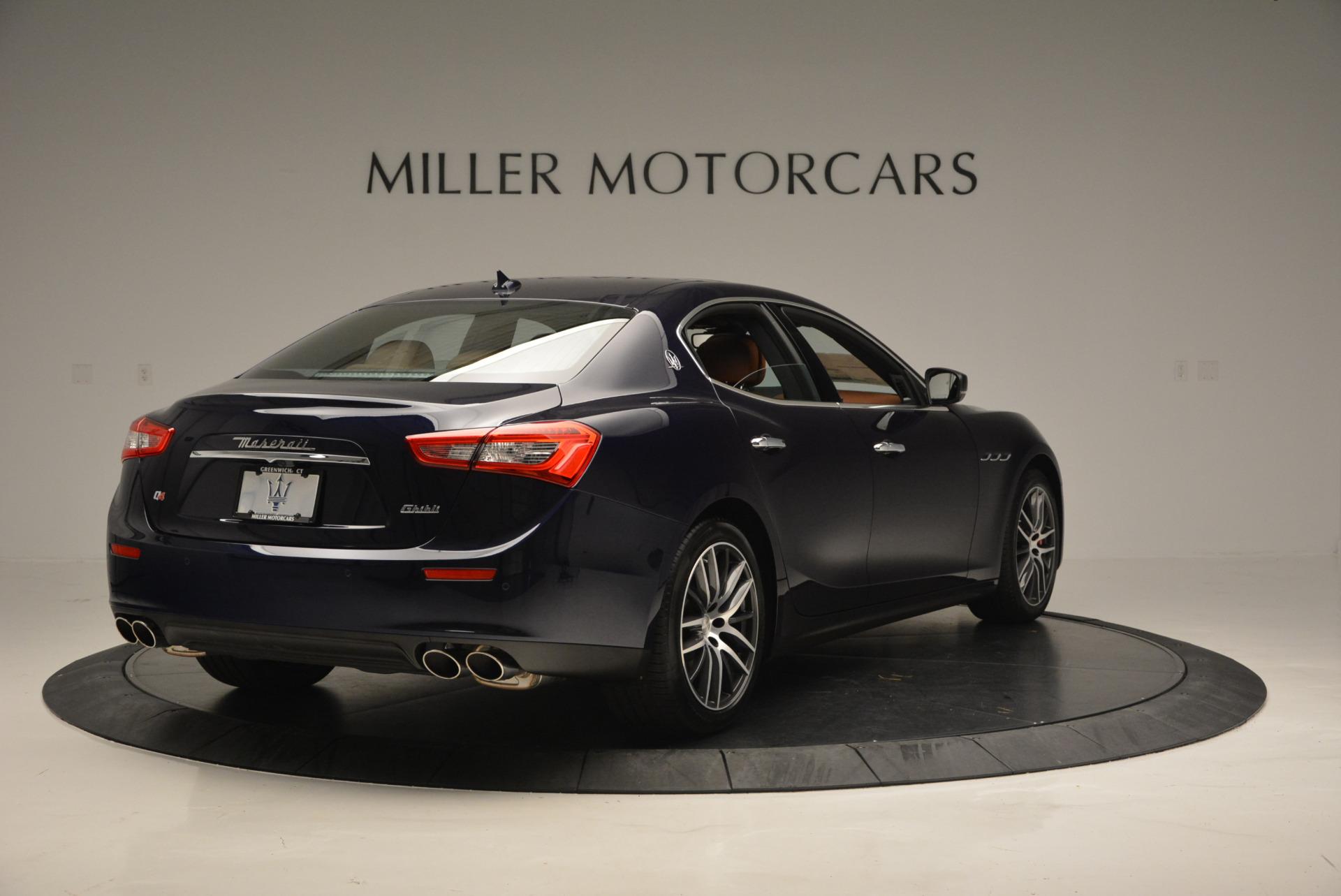 Used 2017 Maserati Ghibli S Q4 - EX Loaner For Sale In Greenwich, CT 568_p7
