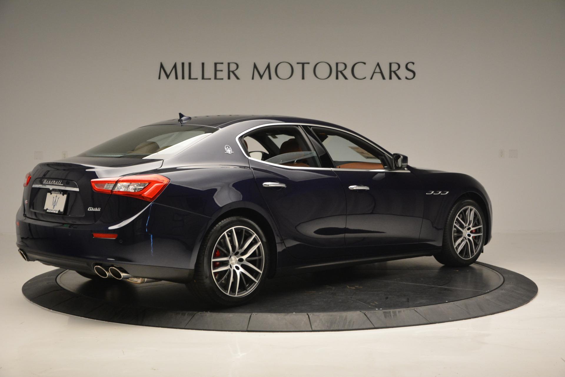 Used 2017 Maserati Ghibli S Q4 - EX Loaner For Sale In Greenwich, CT 568_p8