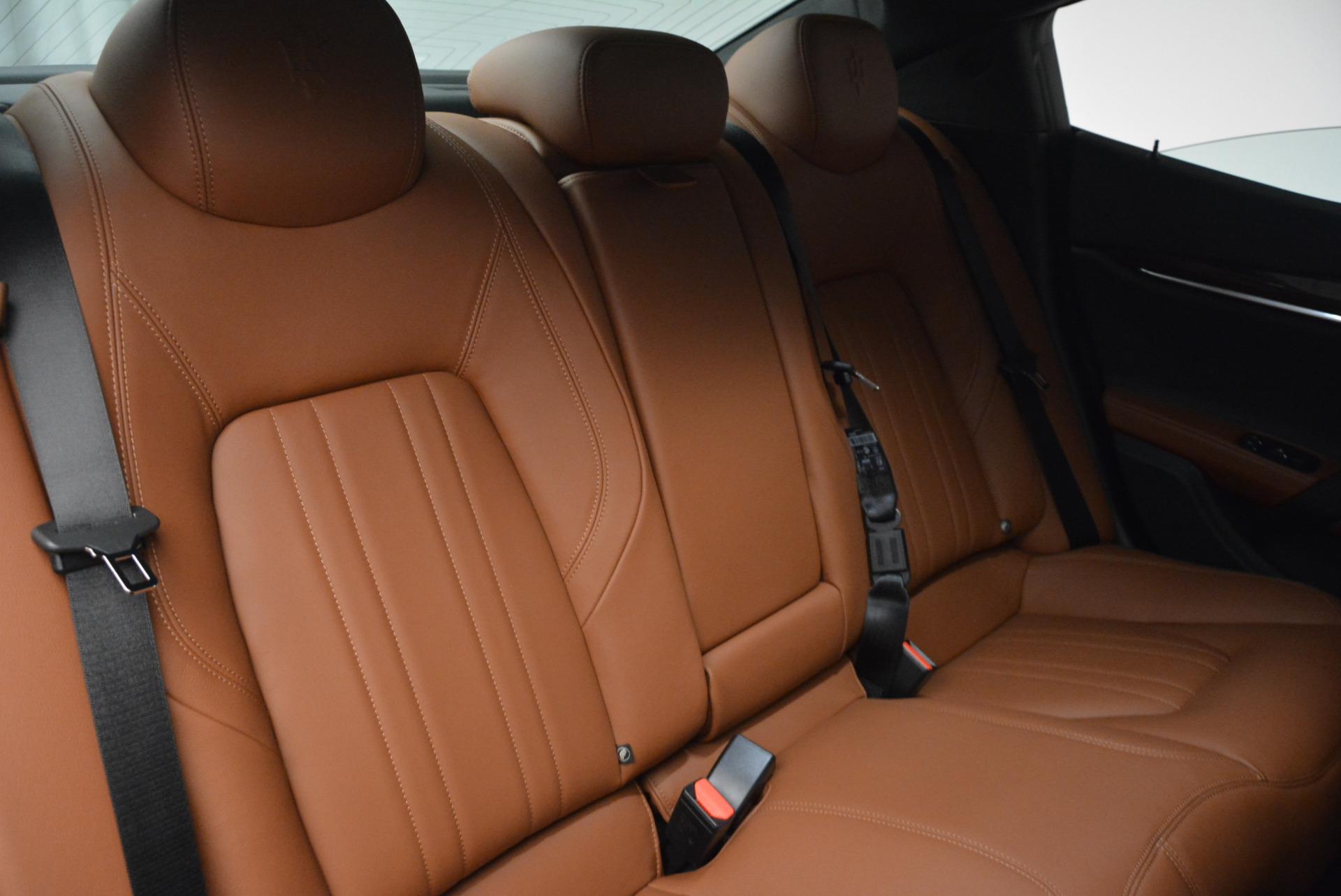New 2017 Maserati Ghibli S Q4 For Sale In Greenwich, CT 569_p24