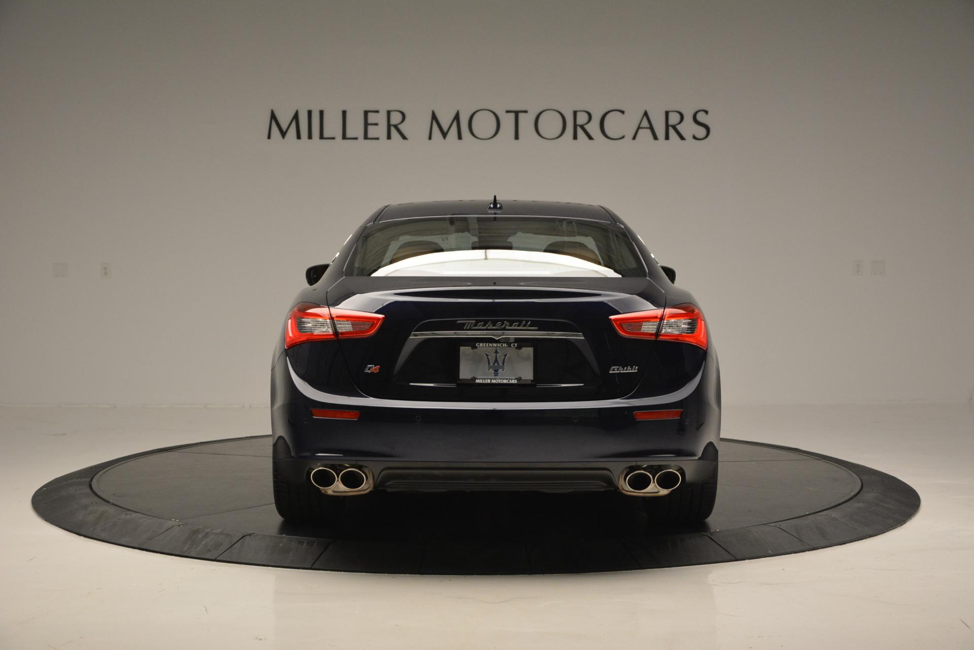 New 2017 Maserati Ghibli S Q4 For Sale In Greenwich, CT 569_p6
