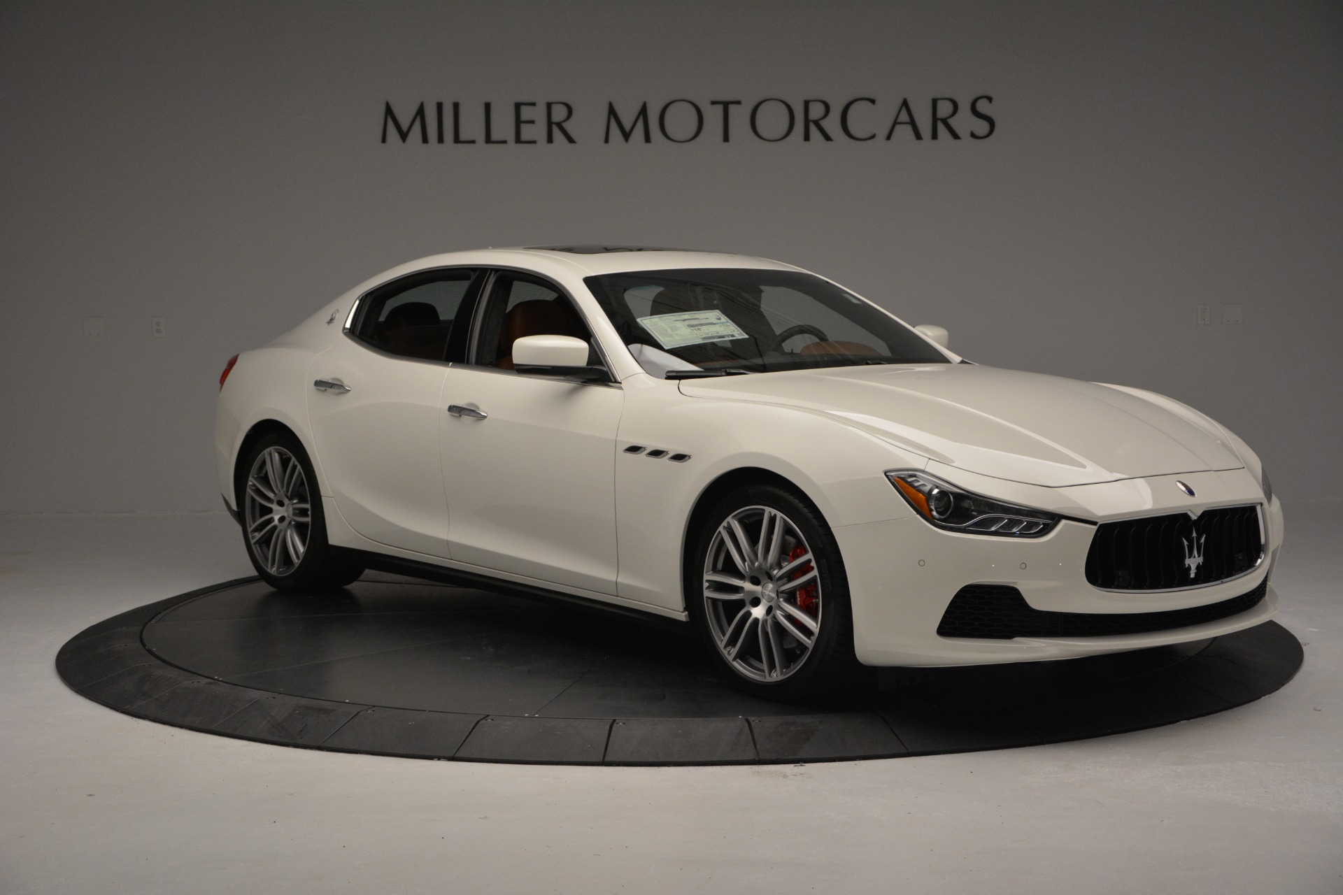 New 2017 Maserati Ghibli S Q4 For Sale In Greenwich, CT 570_p19