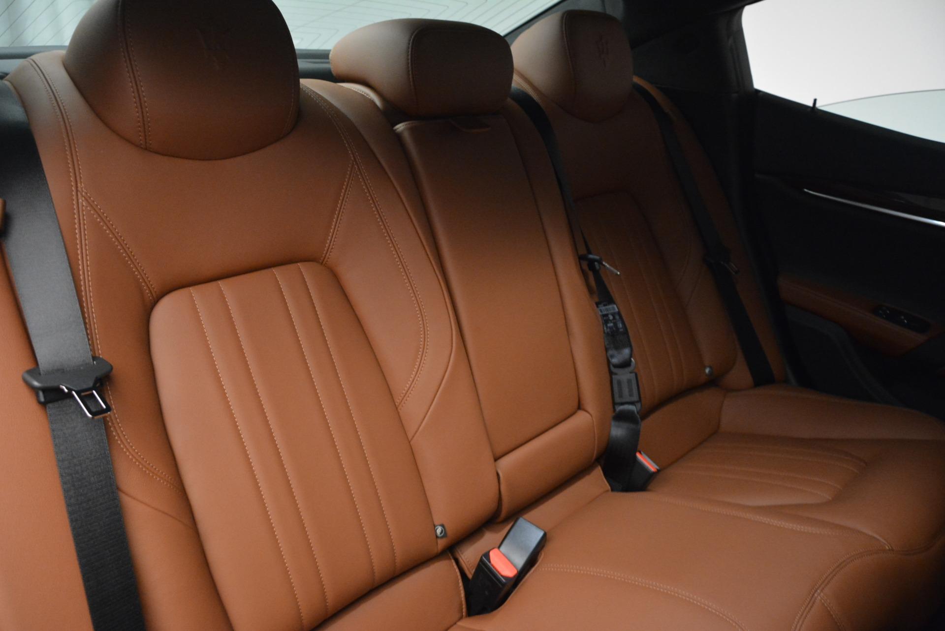 New 2017 Maserati Ghibli S Q4 For Sale In Greenwich, CT 570_p31