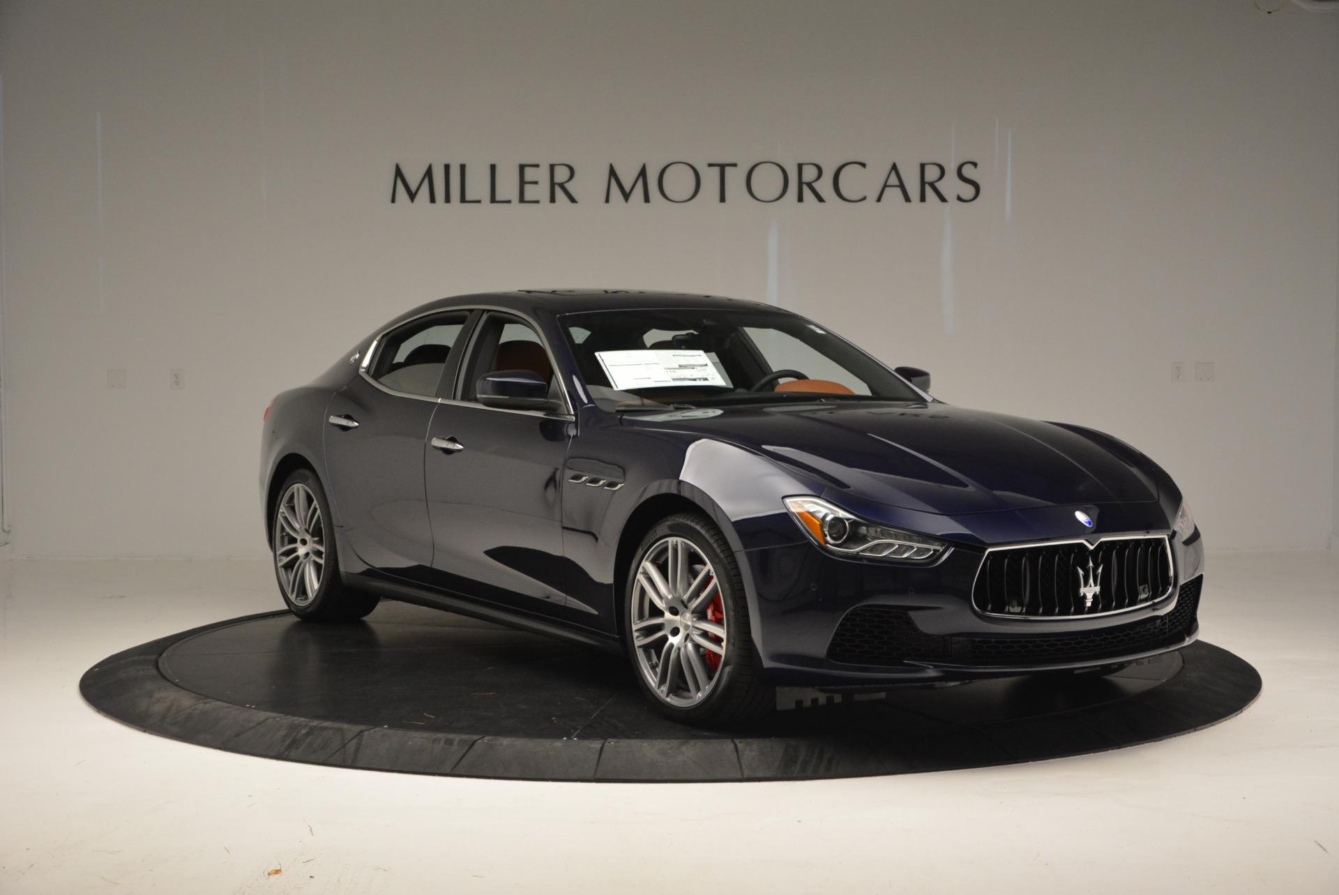 New 2017 Maserati Ghibli S Q4 For Sale In Greenwich, CT 571_p11