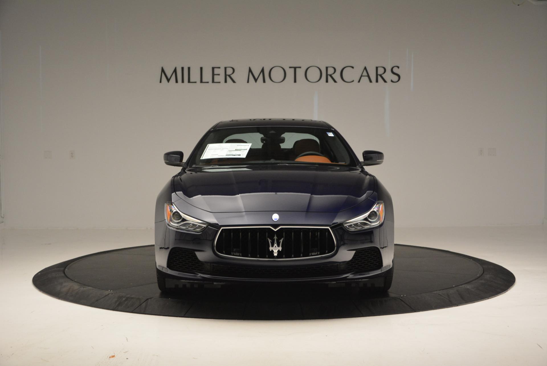 New 2017 Maserati Ghibli S Q4 For Sale In Greenwich, CT 571_p12