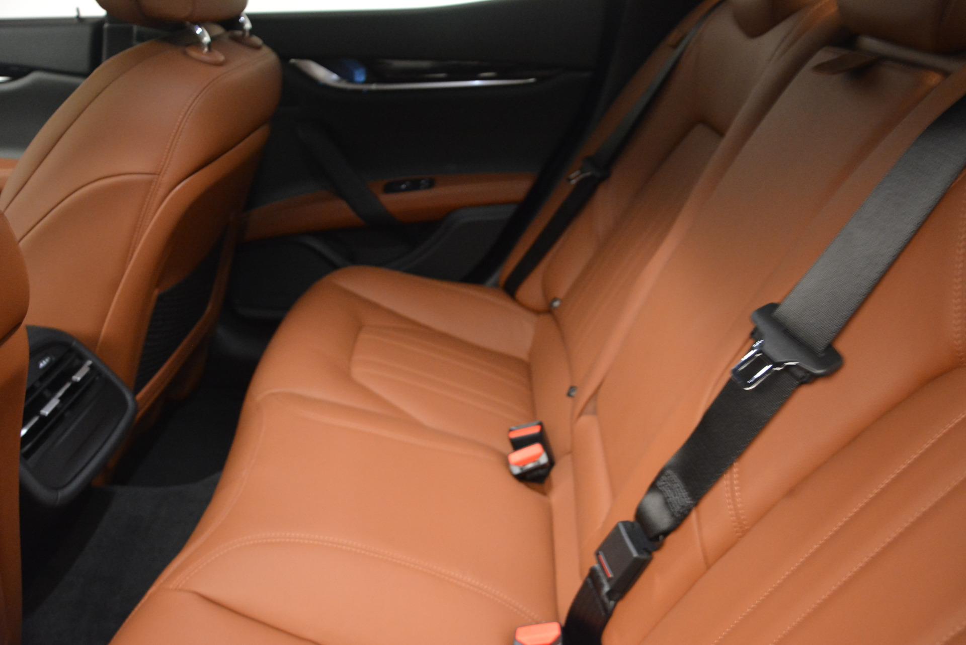 New 2017 Maserati Ghibli S Q4 For Sale In Greenwich, CT 571_p17