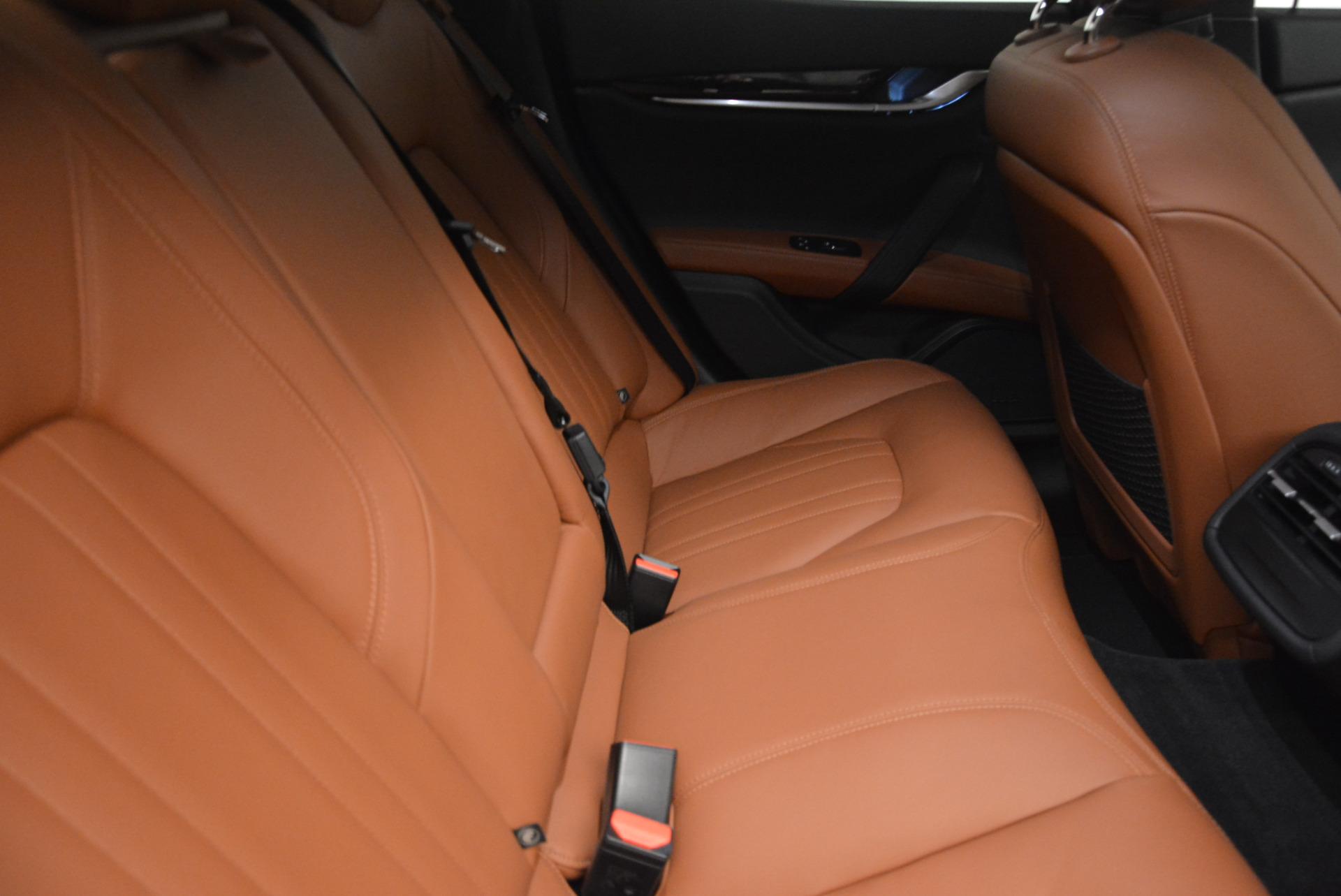 New 2017 Maserati Ghibli S Q4 For Sale In Greenwich, CT 571_p23