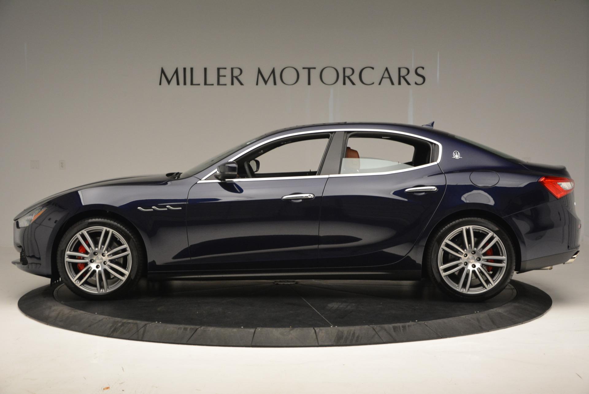 New 2017 Maserati Ghibli S Q4 For Sale In Greenwich, CT 571_p3