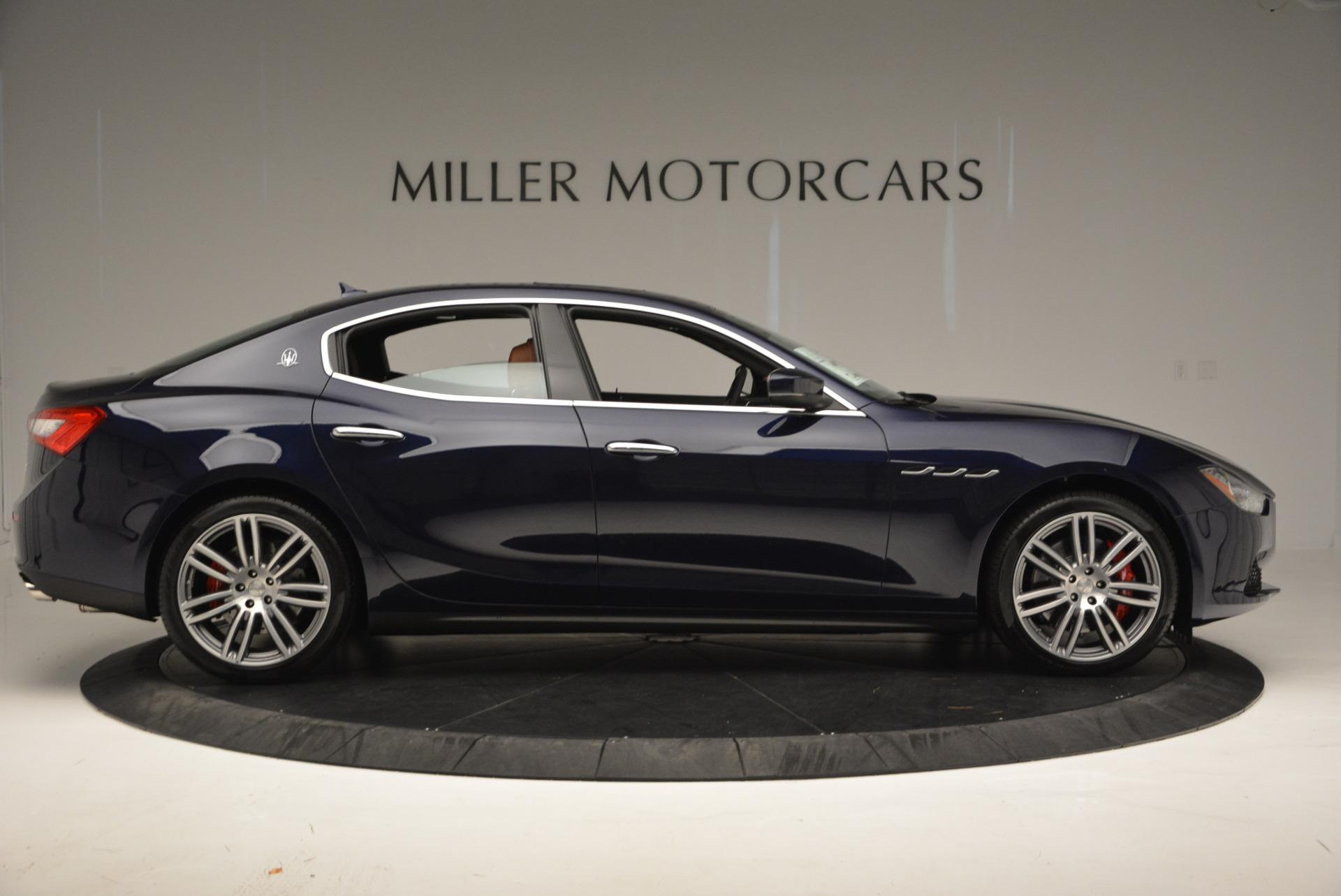New 2017 Maserati Ghibli S Q4 For Sale In Greenwich, CT 571_p9