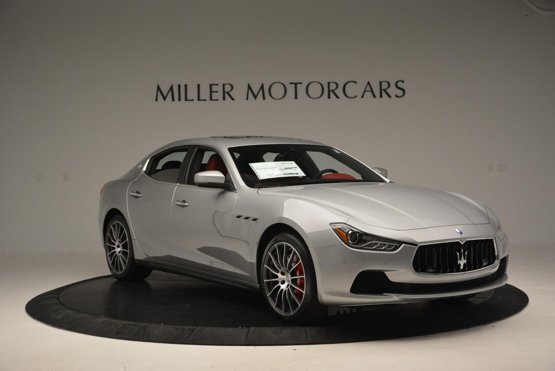 New 2017 Maserati Ghibli S Q4 For Sale In Greenwich, CT 572_p11