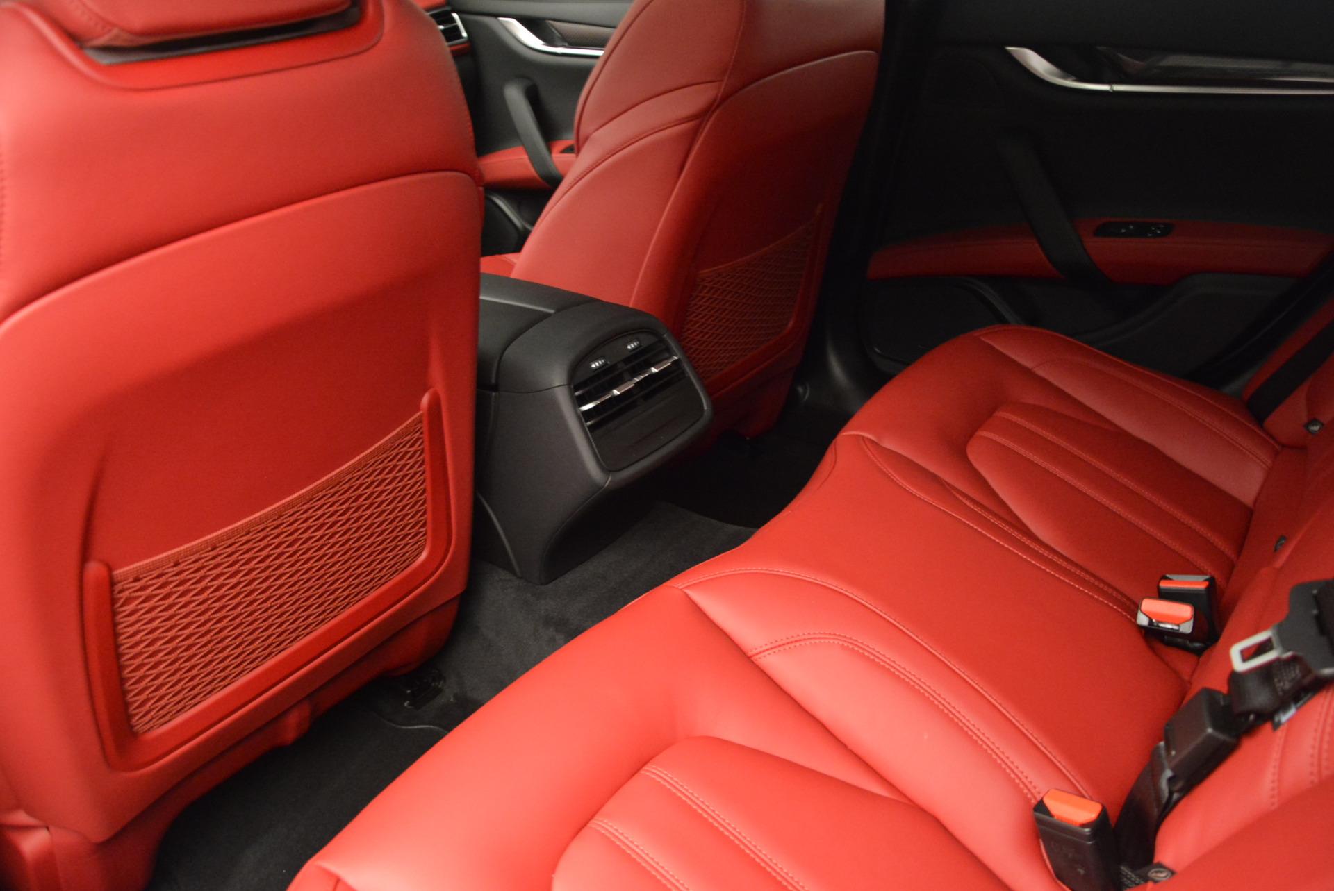 New 2017 Maserati Ghibli S Q4 For Sale In Greenwich, CT 572_p16