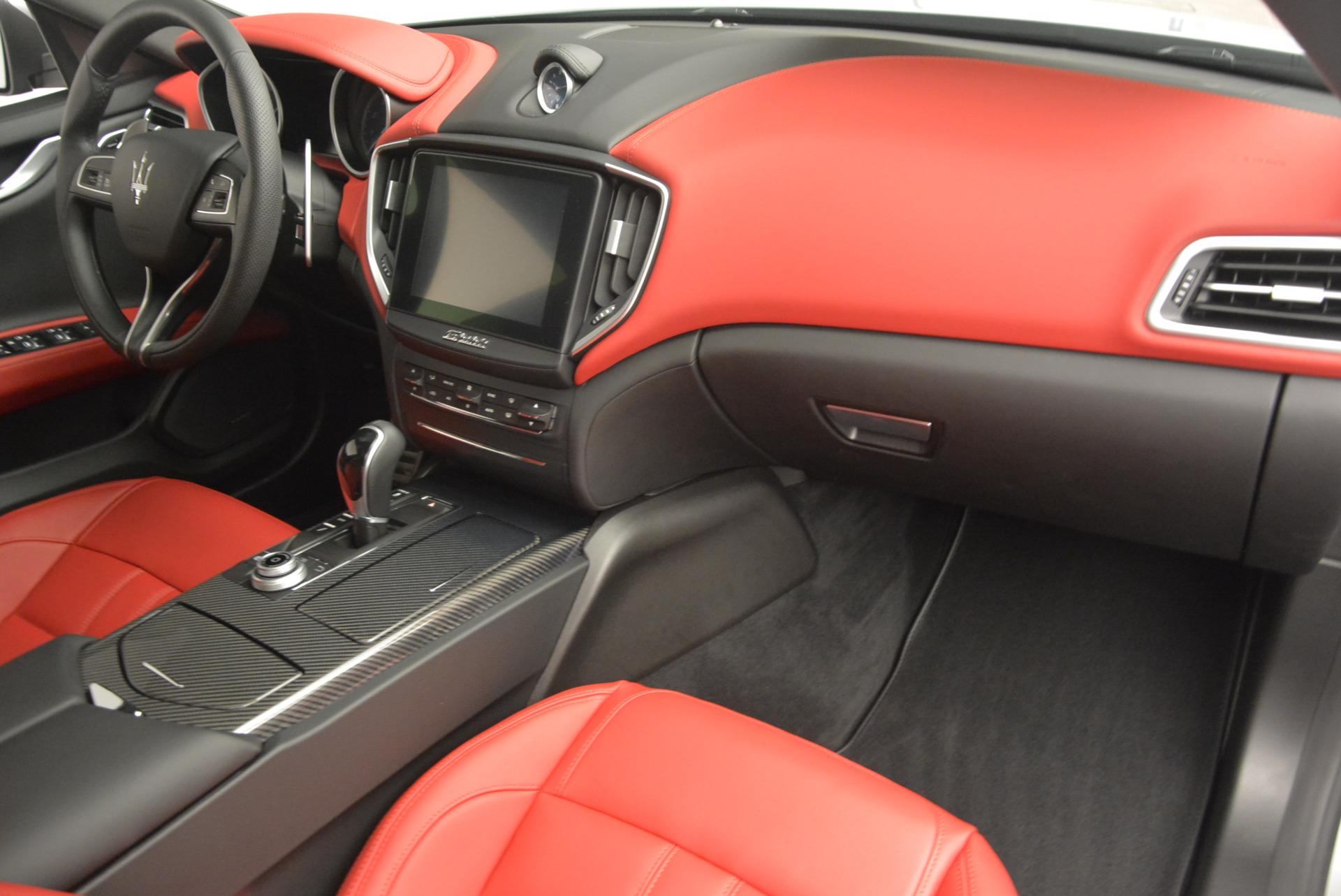 New 2017 Maserati Ghibli S Q4 For Sale In Greenwich, CT 572_p19