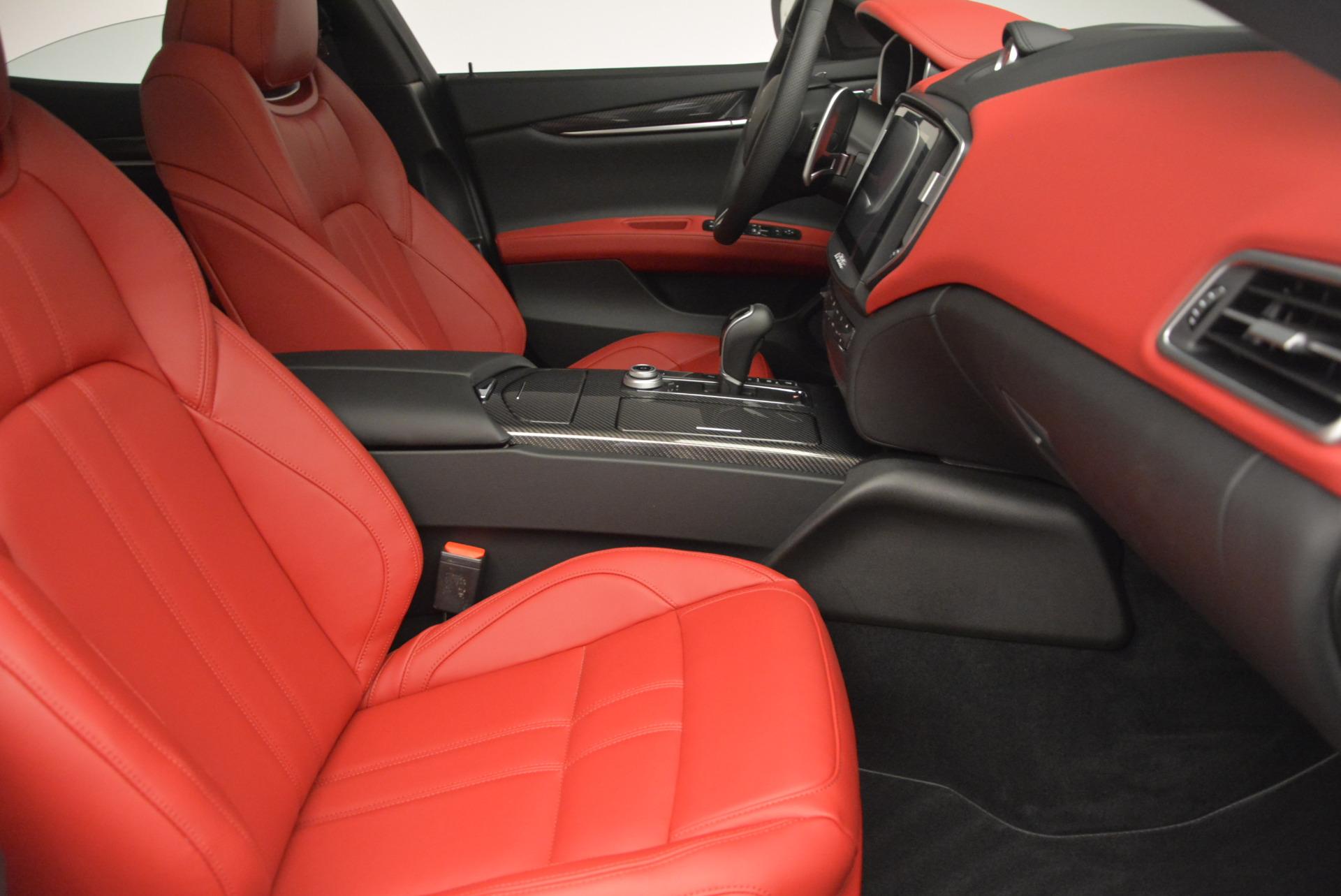 New 2017 Maserati Ghibli S Q4 For Sale In Greenwich, CT 572_p20