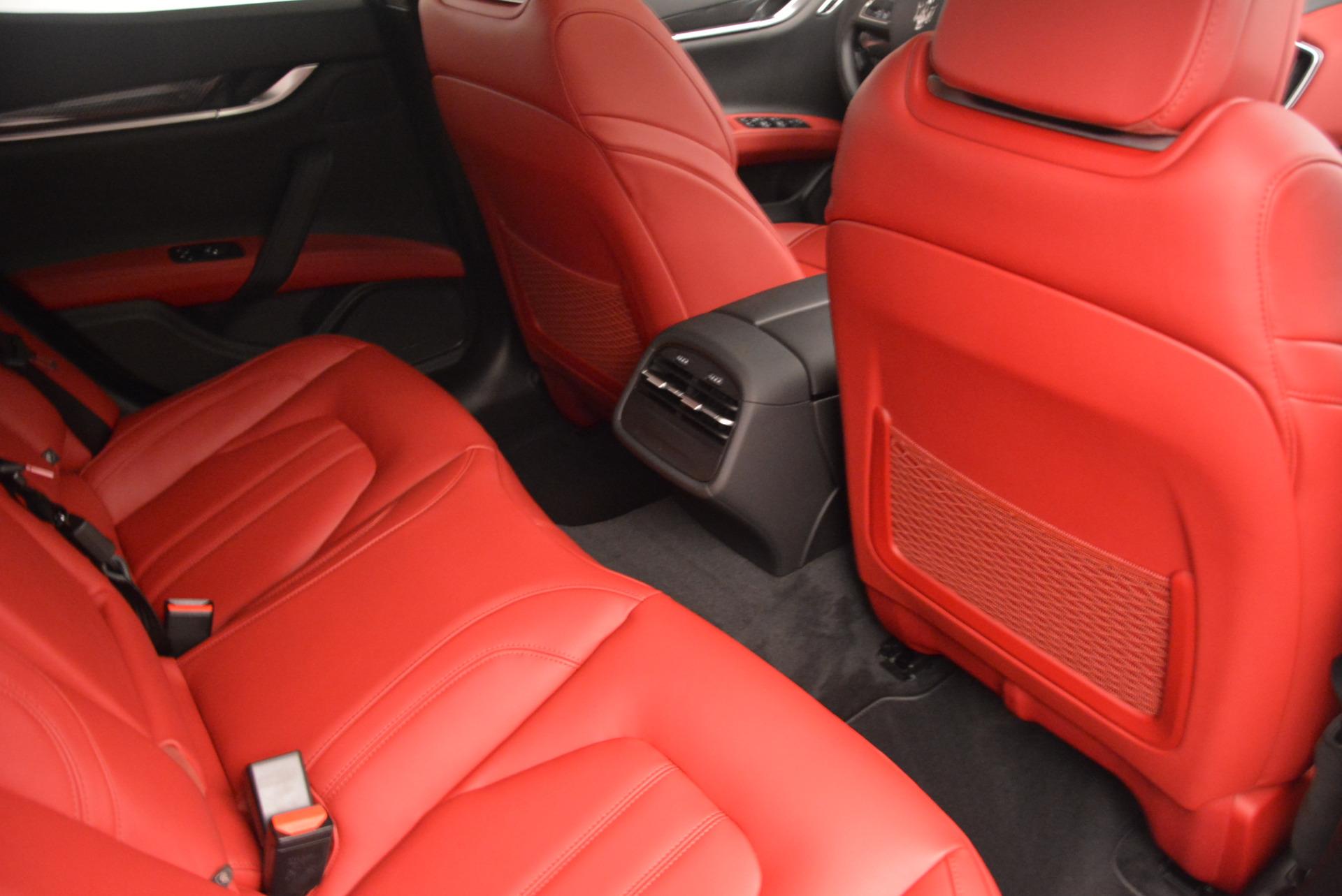 New 2017 Maserati Ghibli S Q4 For Sale In Greenwich, CT 572_p22