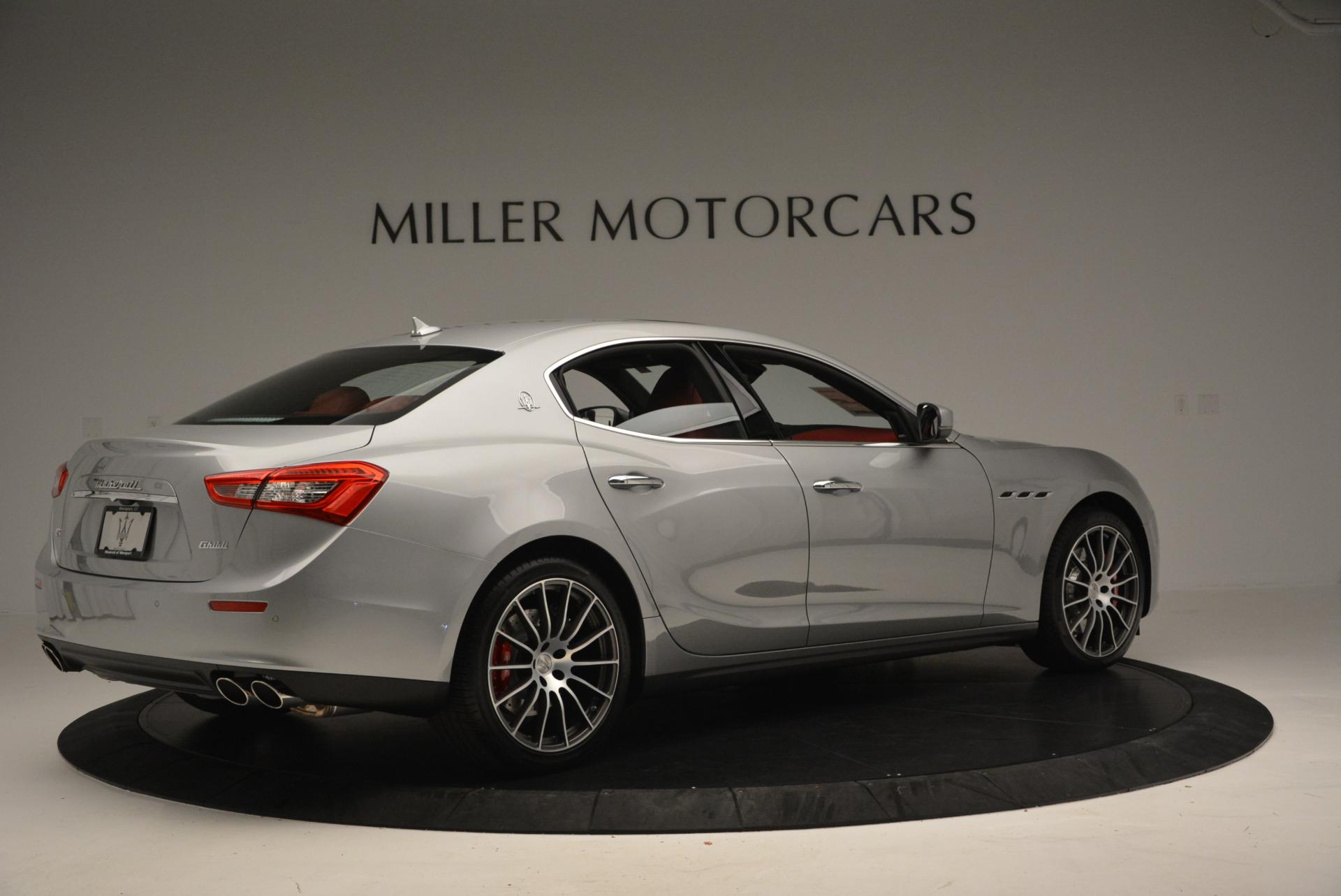 New 2017 Maserati Ghibli S Q4 For Sale In Greenwich, CT 572_p8