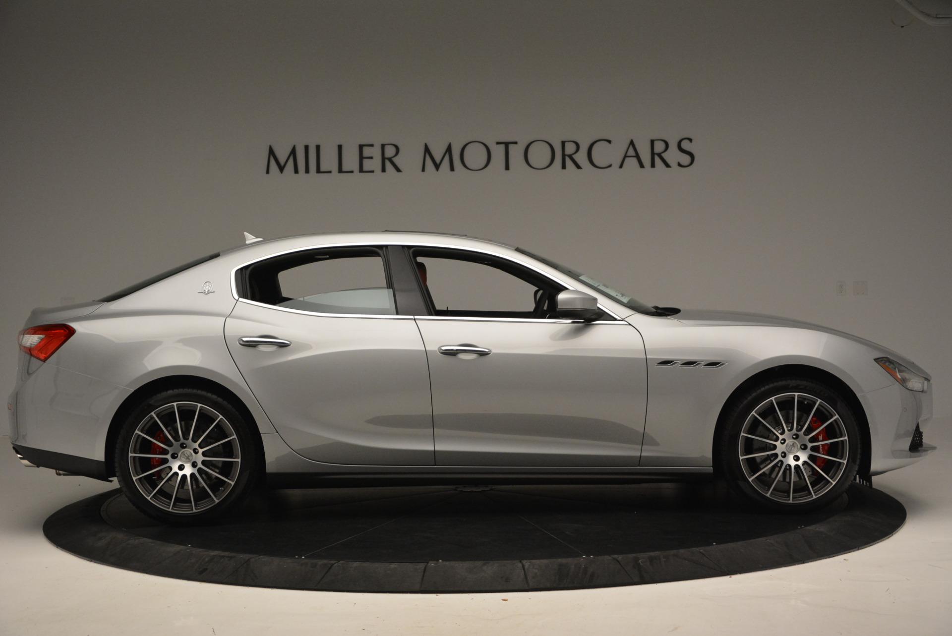 New 2017 Maserati Ghibli S Q4 For Sale In Greenwich, CT 572_p9