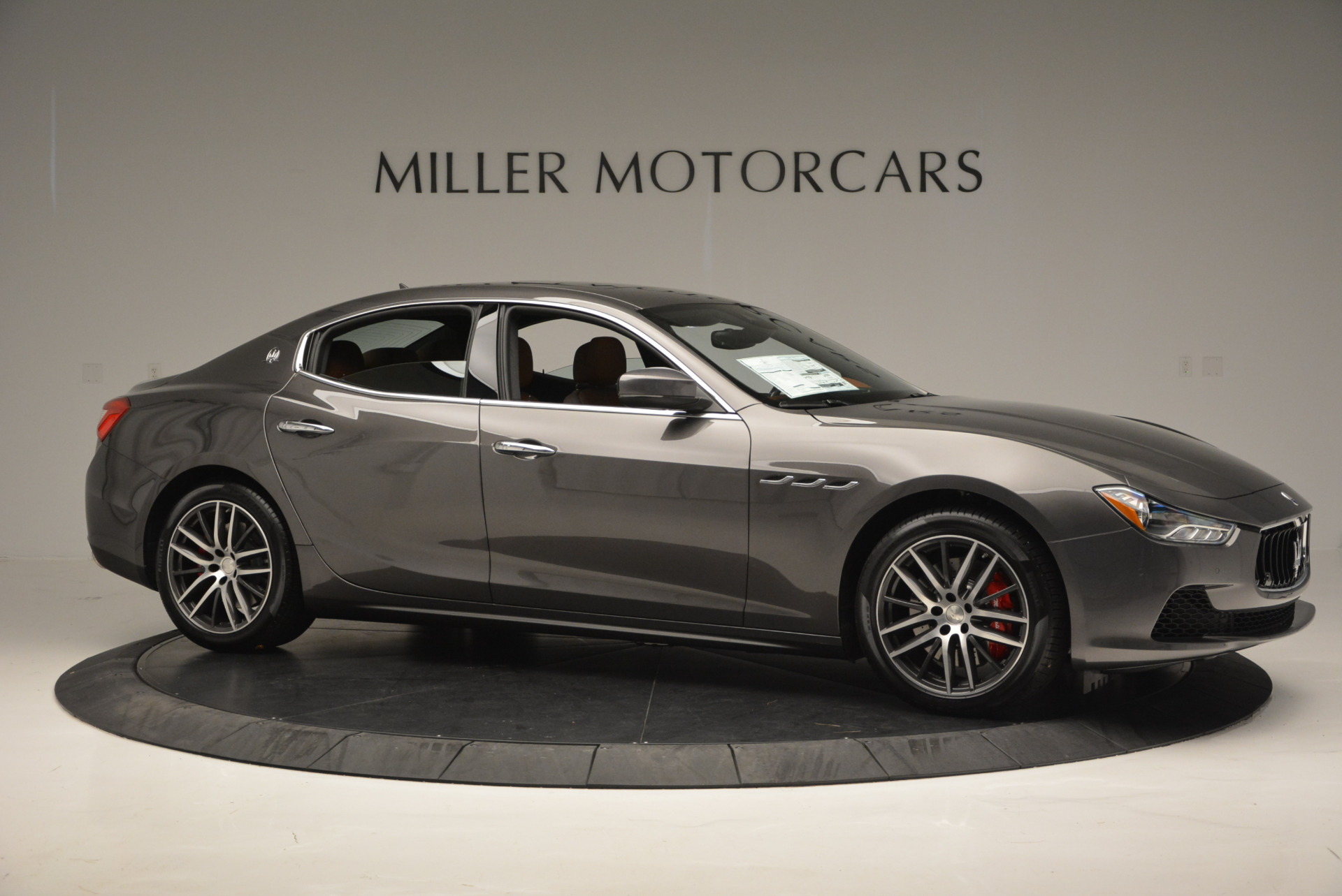 New 2017 Maserati Ghibli S Q4 For Sale In Greenwich, CT 573_p10