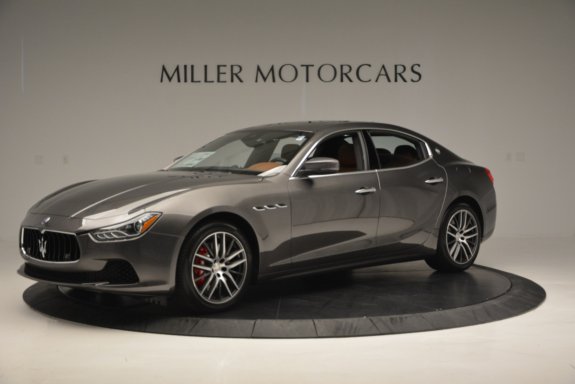 New 2017 Maserati Ghibli S Q4 For Sale In Greenwich, CT 573_p2